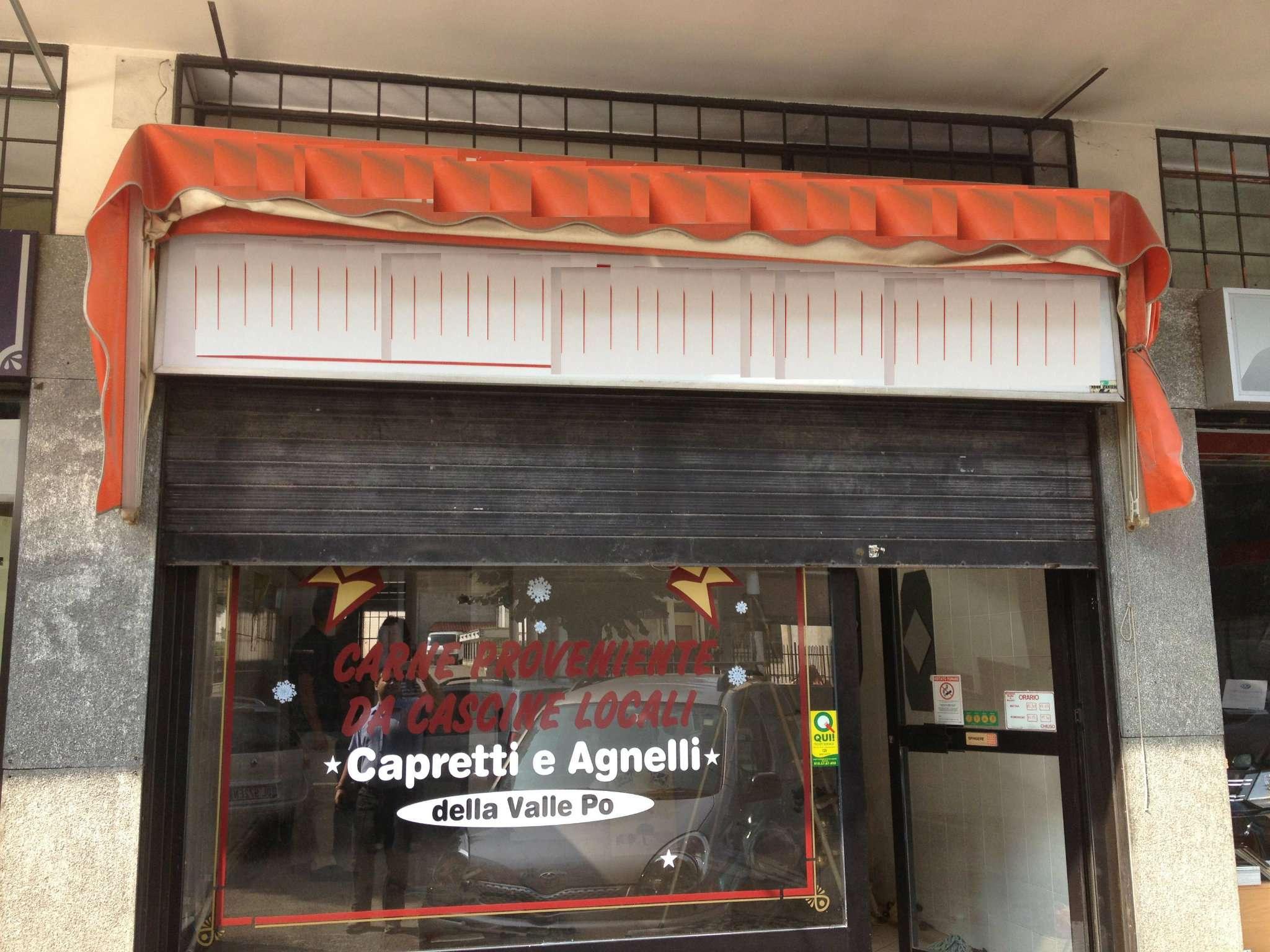 Negozio / Locale in affitto a Trofarello, 2 locali, prezzo € 450 | PortaleAgenzieImmobiliari.it