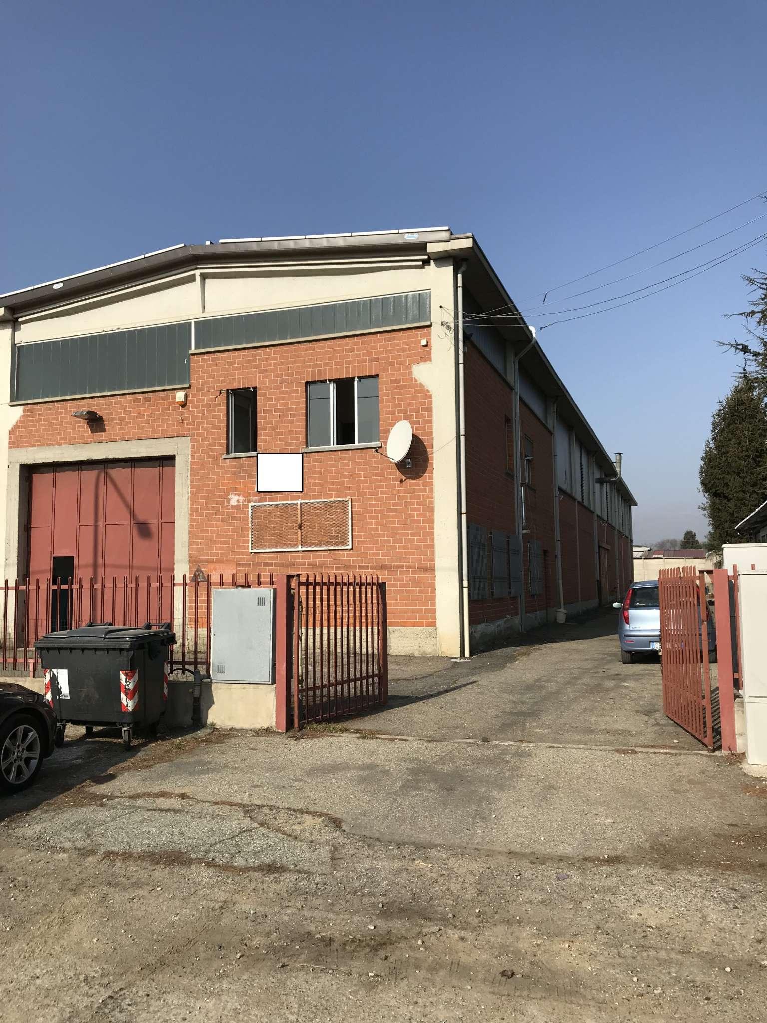 Capannone in affitto a Bruino, 5 locali, prezzo € 1.600 | PortaleAgenzieImmobiliari.it