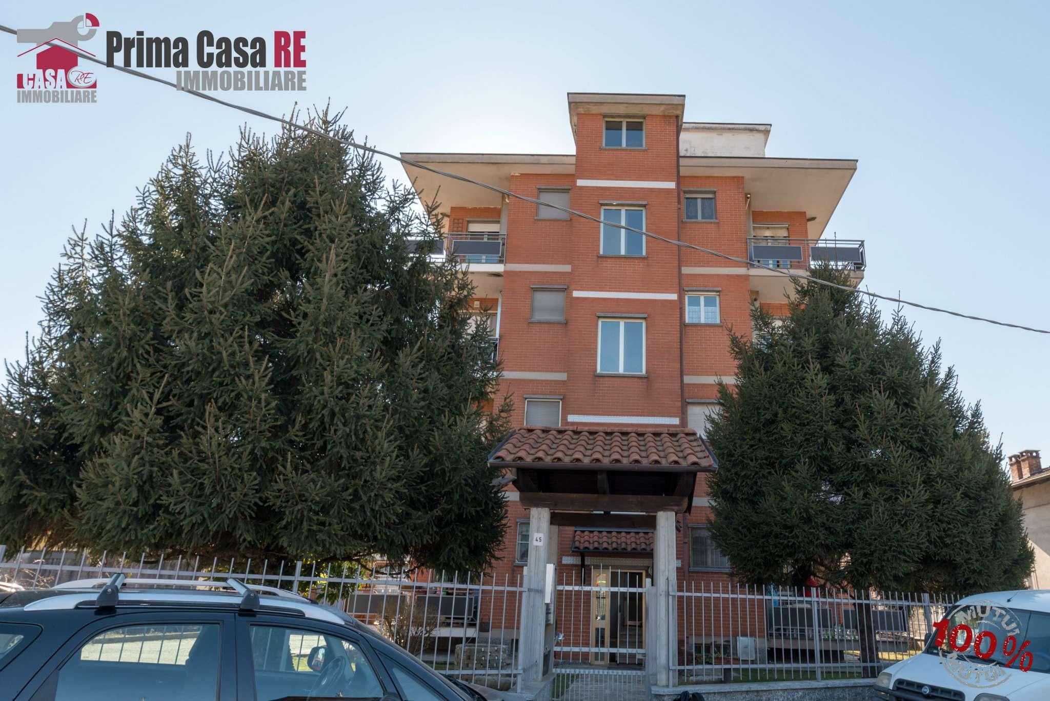 Appartamento in vendita a Volpiano, 3 locali, prezzo € 73.000 | CambioCasa.it