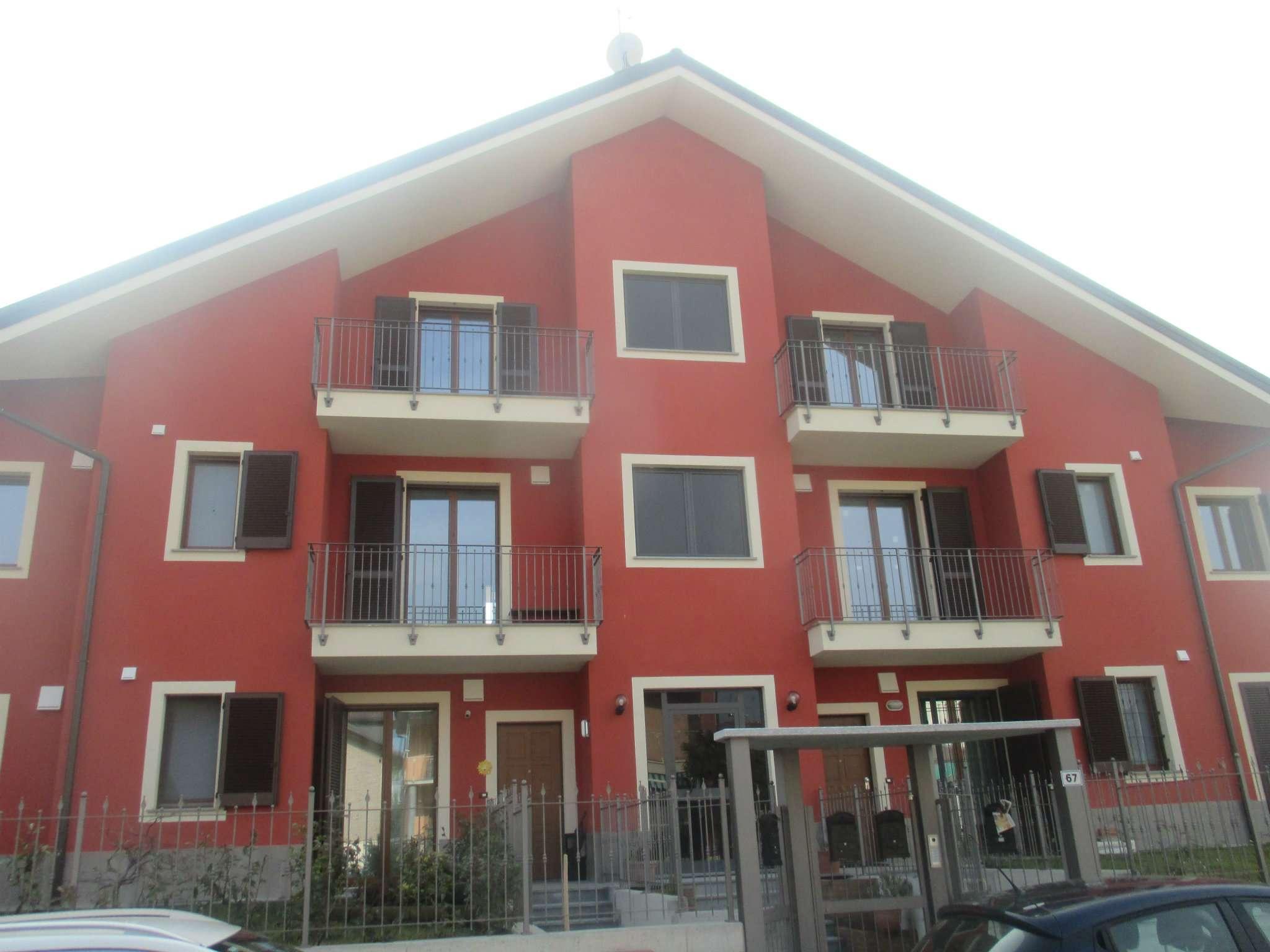 Appartamento in vendita a Brandizzo, 6 locali, prezzo € 245.000 | CambioCasa.it