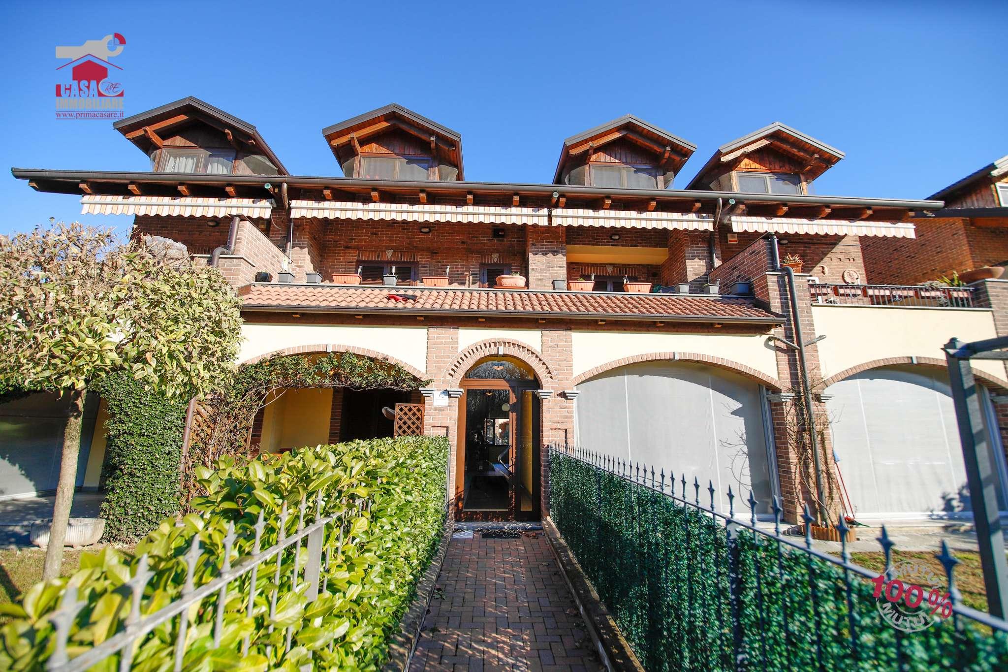 Appartamento in vendita a Volpiano, 5 locali, prezzo € 214.000   PortaleAgenzieImmobiliari.it