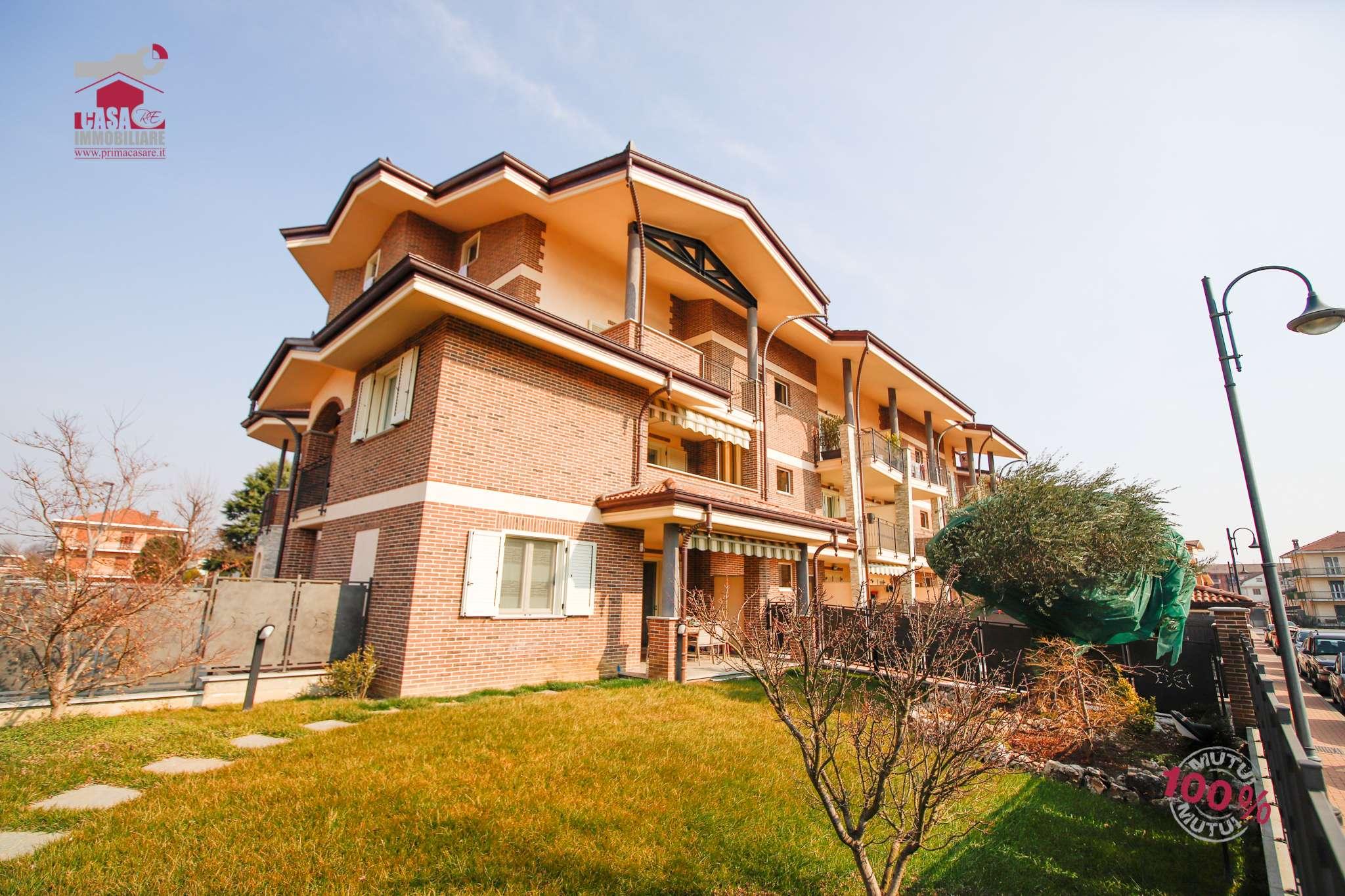 Appartamento in vendita a Leini, 3 locali, prezzo € 185.000 | PortaleAgenzieImmobiliari.it