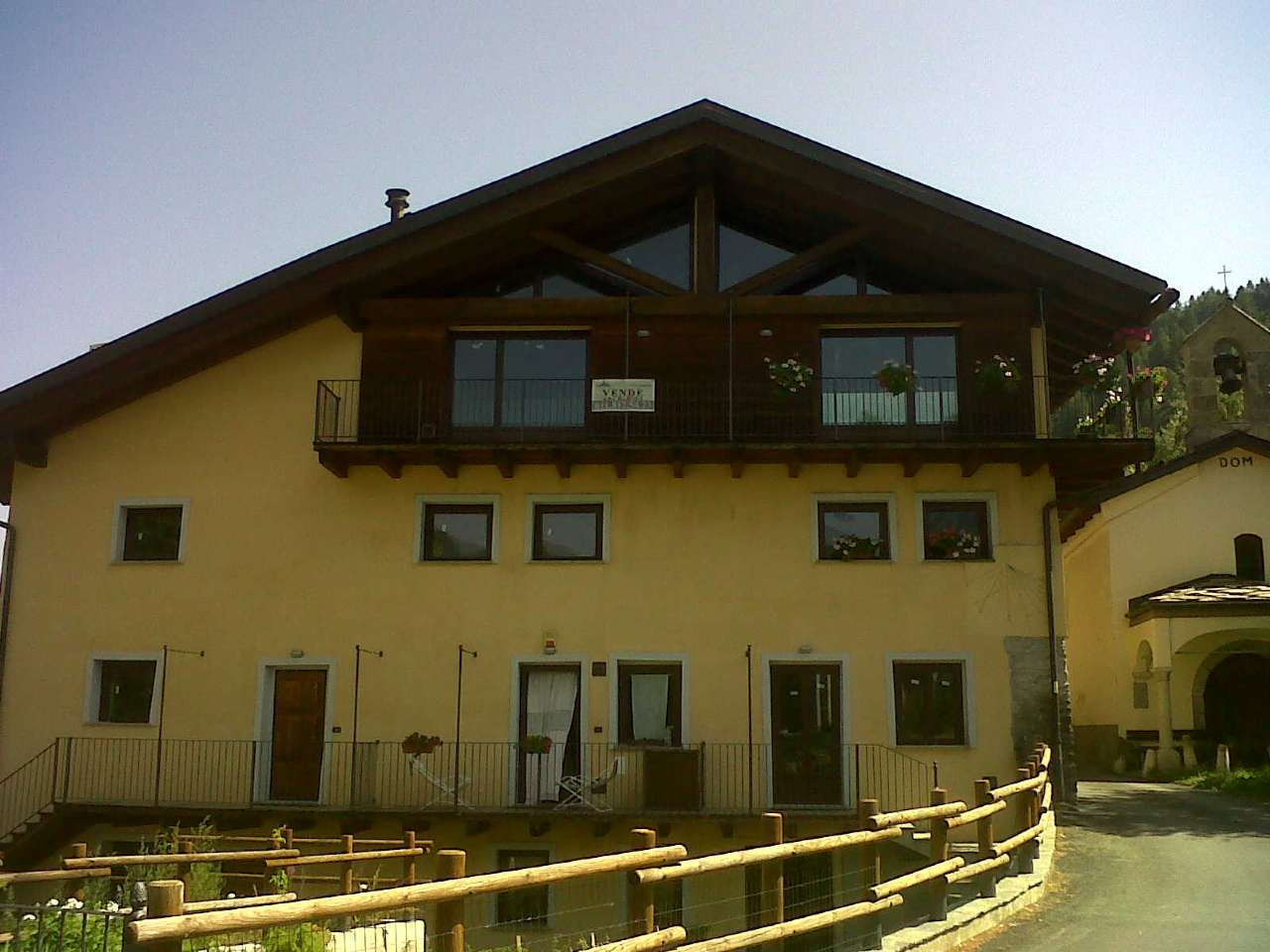 Appartamento in vendita a Cesana Torinese, 3 locali, prezzo € 310.000 | CambioCasa.it