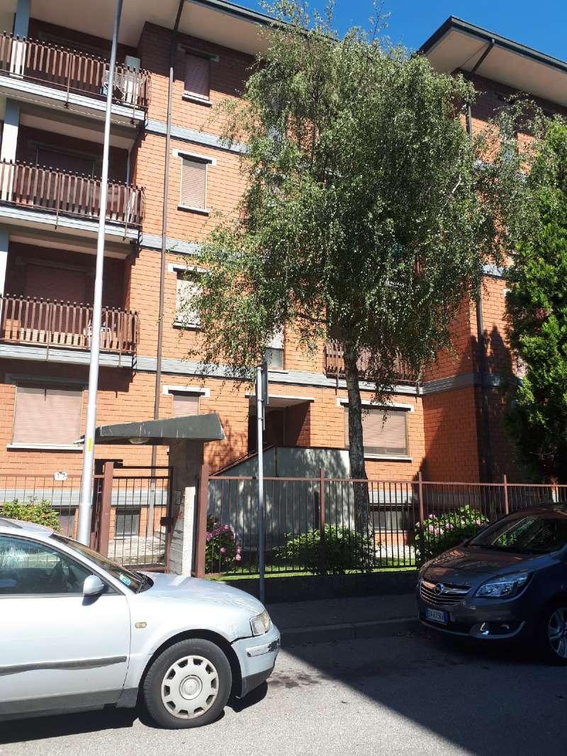 In elegante palazzina con verde condominiale luminoso appartamento mq. 60