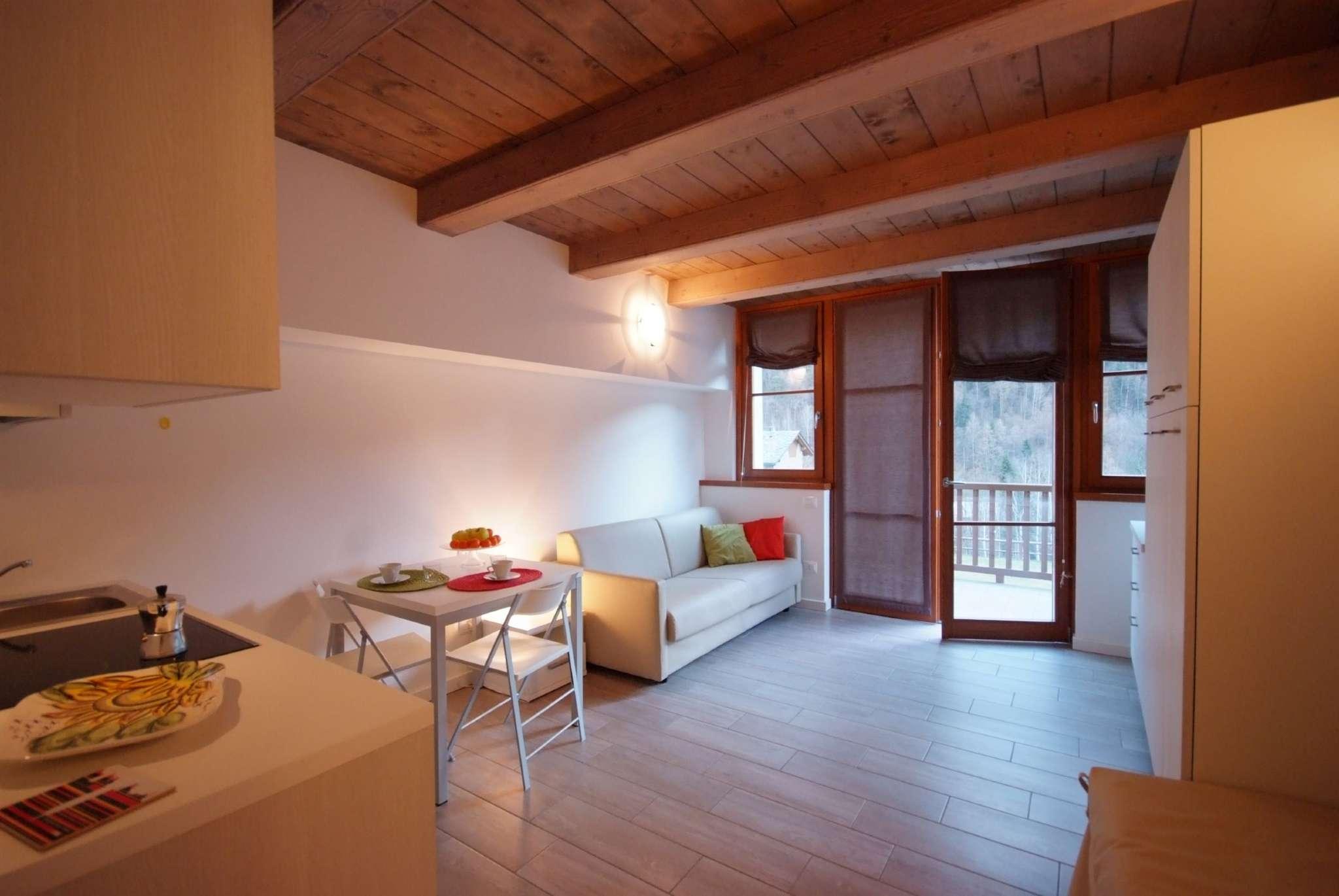 Appartamento in vendita a Prè-Saint-Didier, 1 locali, prezzo € 158.000 | CambioCasa.it
