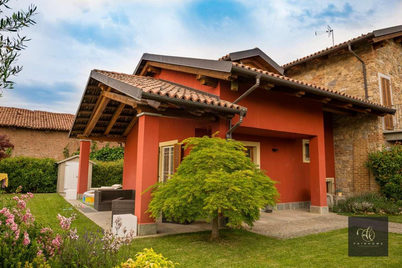 Villa Bifamiliare in vendita a Santena, 5 locali, prezzo € 480.000 | CambioCasa.it