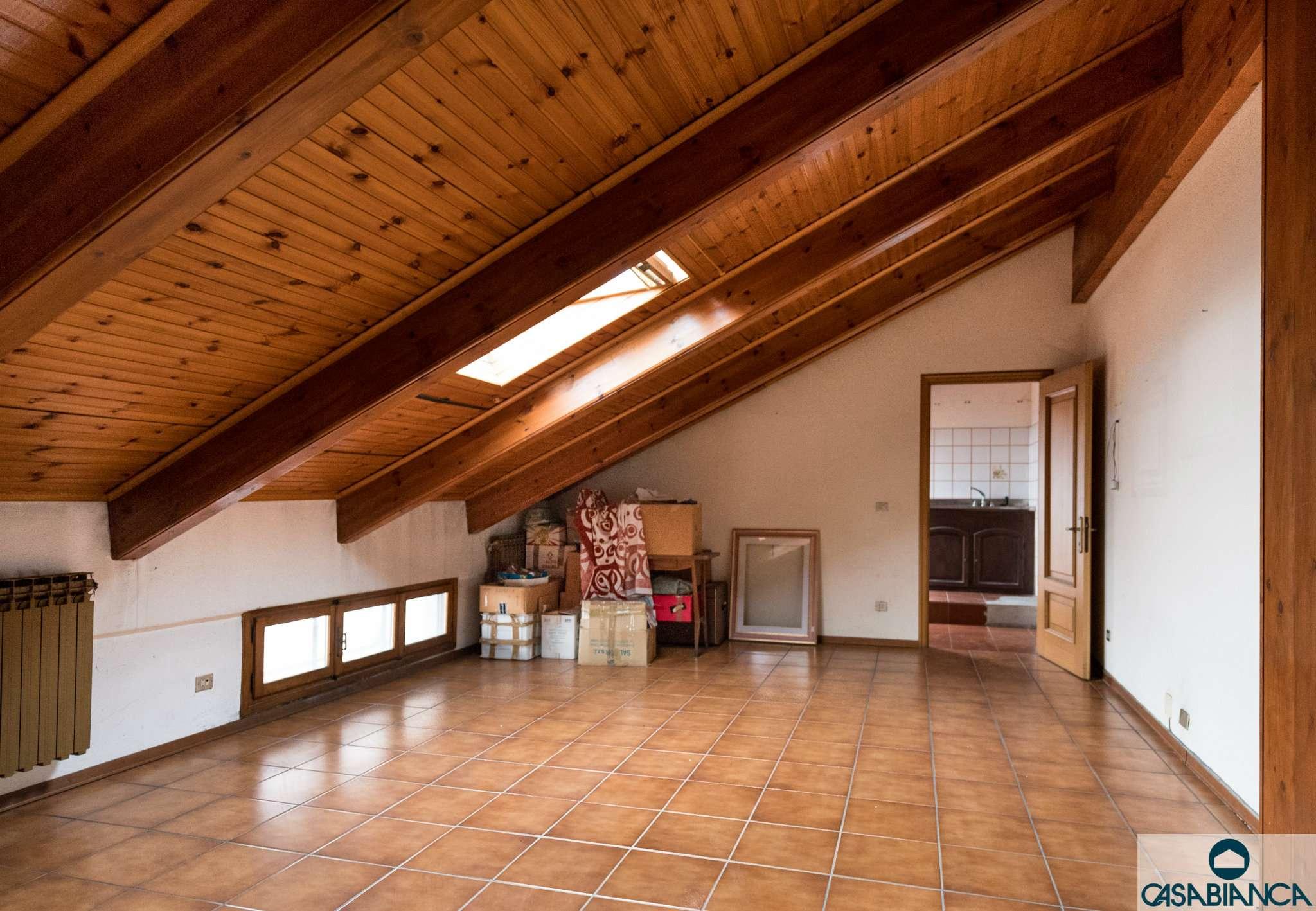 Attico / Mansarda in vendita a Torino, 9999 locali, zona Pozzo Strada, Parella, prezzo € 121.000 | PortaleAgenzieImmobiliari.it