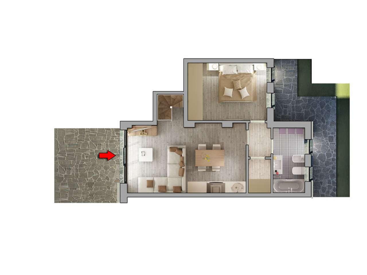 Appartamento in vendita a Andora, 2 locali, prezzo € 395.000 | PortaleAgenzieImmobiliari.it