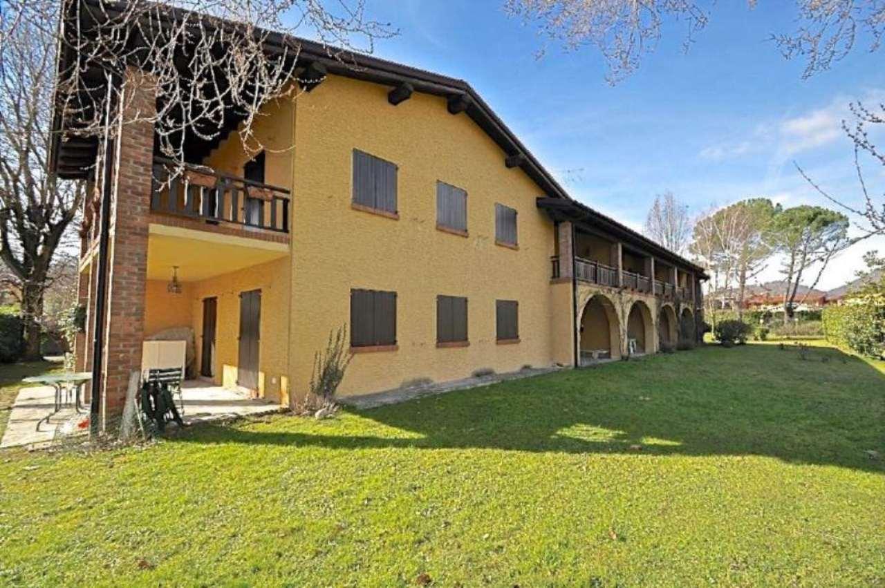 TRILOCALE IN CASCINALE NEL RESIDENCE GOLF CLUB ALBENZA - BARZANA