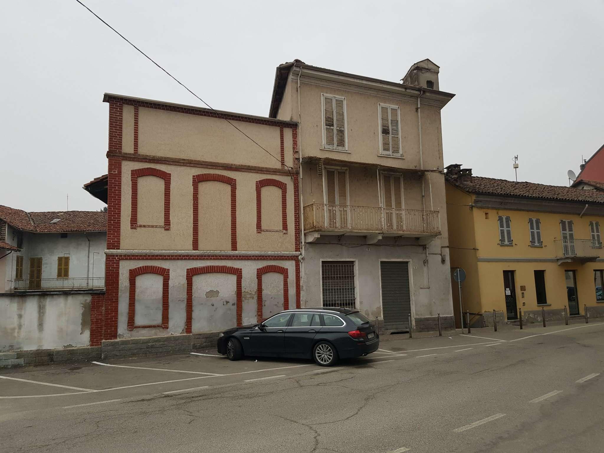 Soluzione Indipendente in vendita a Castello di Annone, 10 locali, prezzo € 95.000 | CambioCasa.it