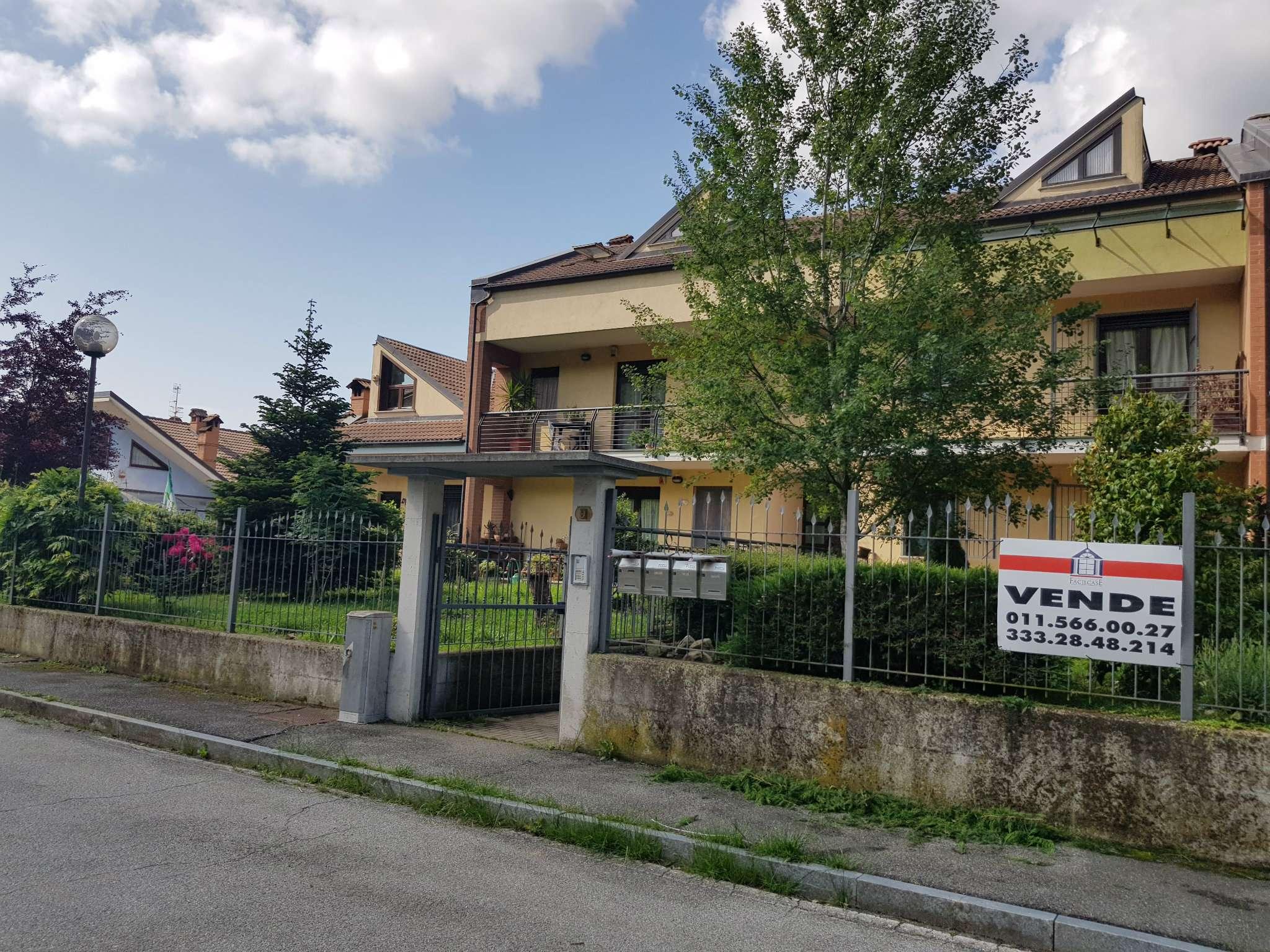 Appartamento in vendita a Cumiana, 5 locali, prezzo € 220.000   CambioCasa.it