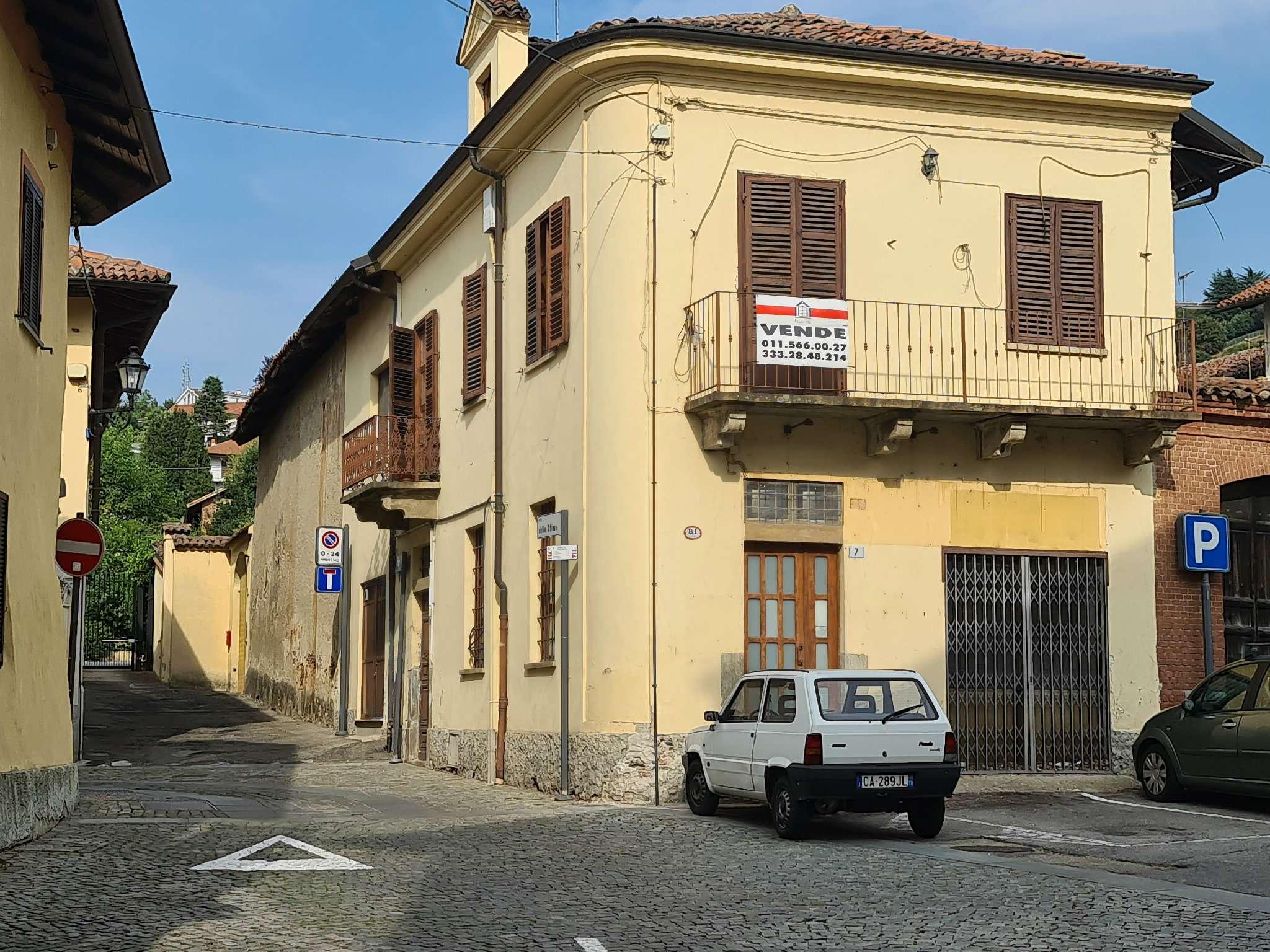 Soluzione Indipendente in vendita a Villarbasse, 6 locali, prezzo € 125.000 | PortaleAgenzieImmobiliari.it