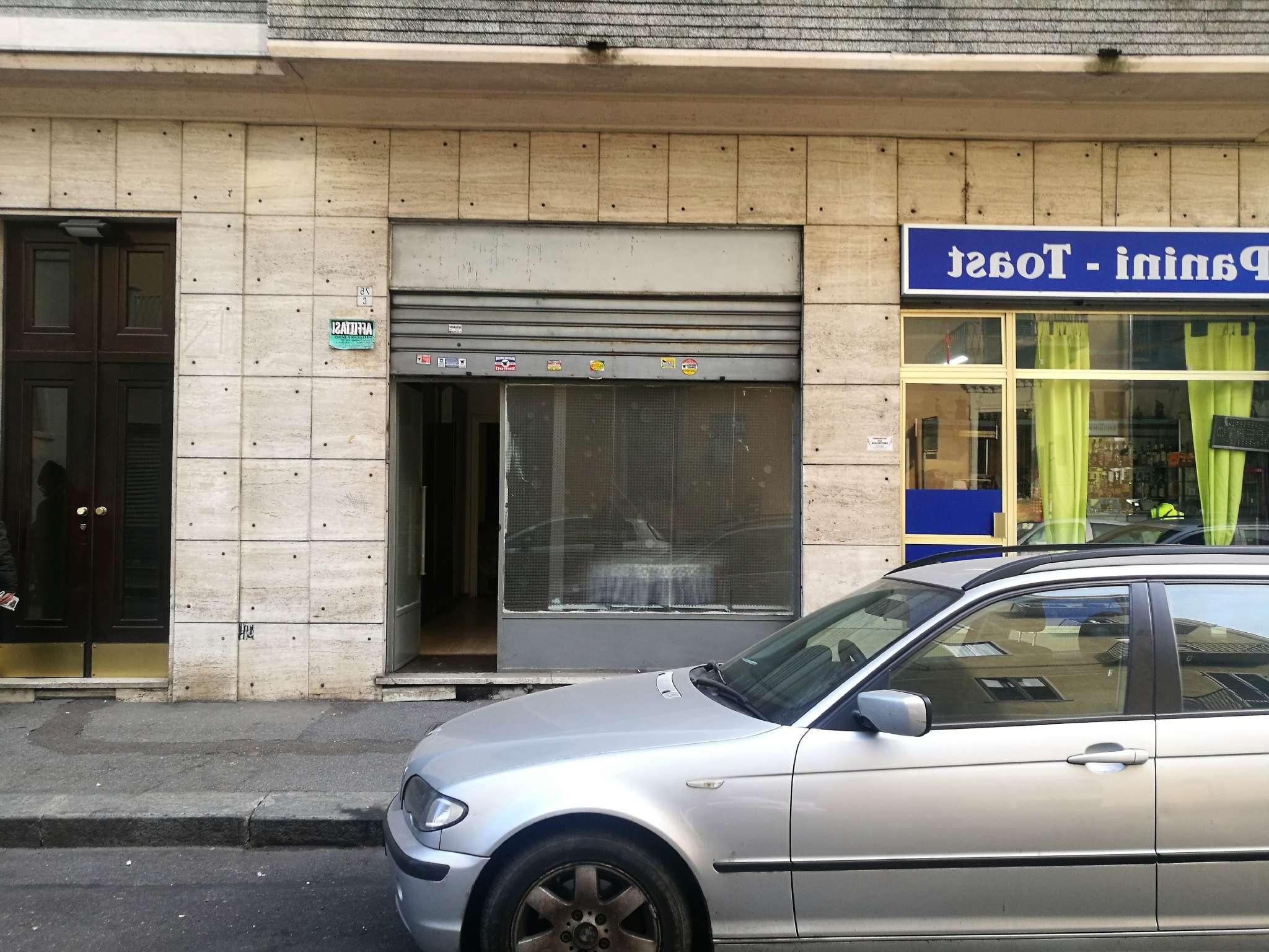 Negozio in vendita Zona Cit Turin, San Donato, Campidoglio - fondamenta Via Principessa Clotilde Torino