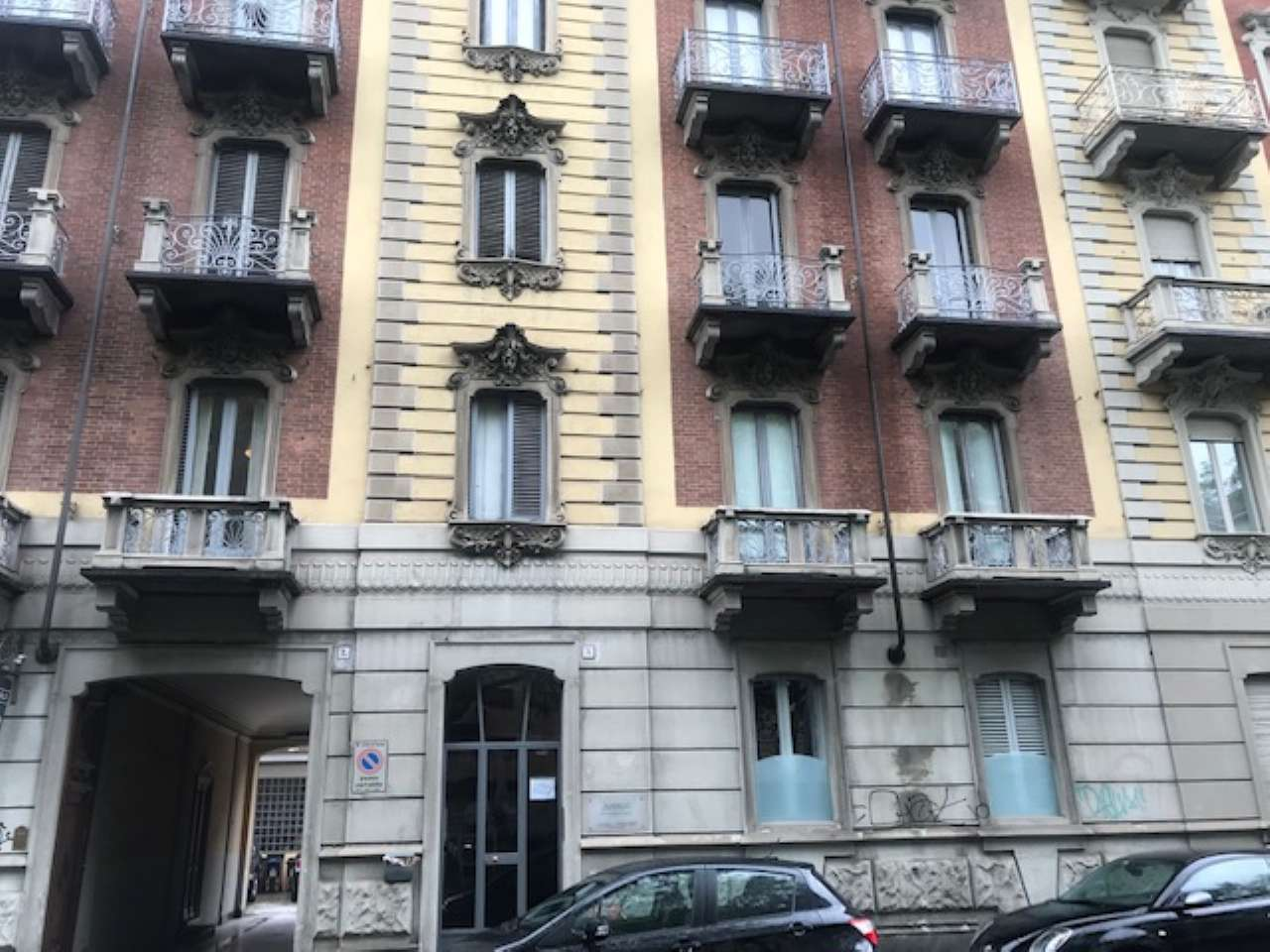 Appartamento in affitto Zona Crocetta, San Secondo - corso Duca degli Abruzzi Torino