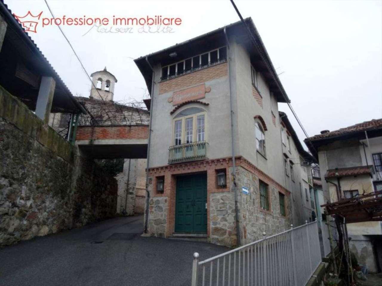 Soluzione Semindipendente in vendita a Quassolo, 14 locali, prezzo € 265.000 | CambioCasa.it