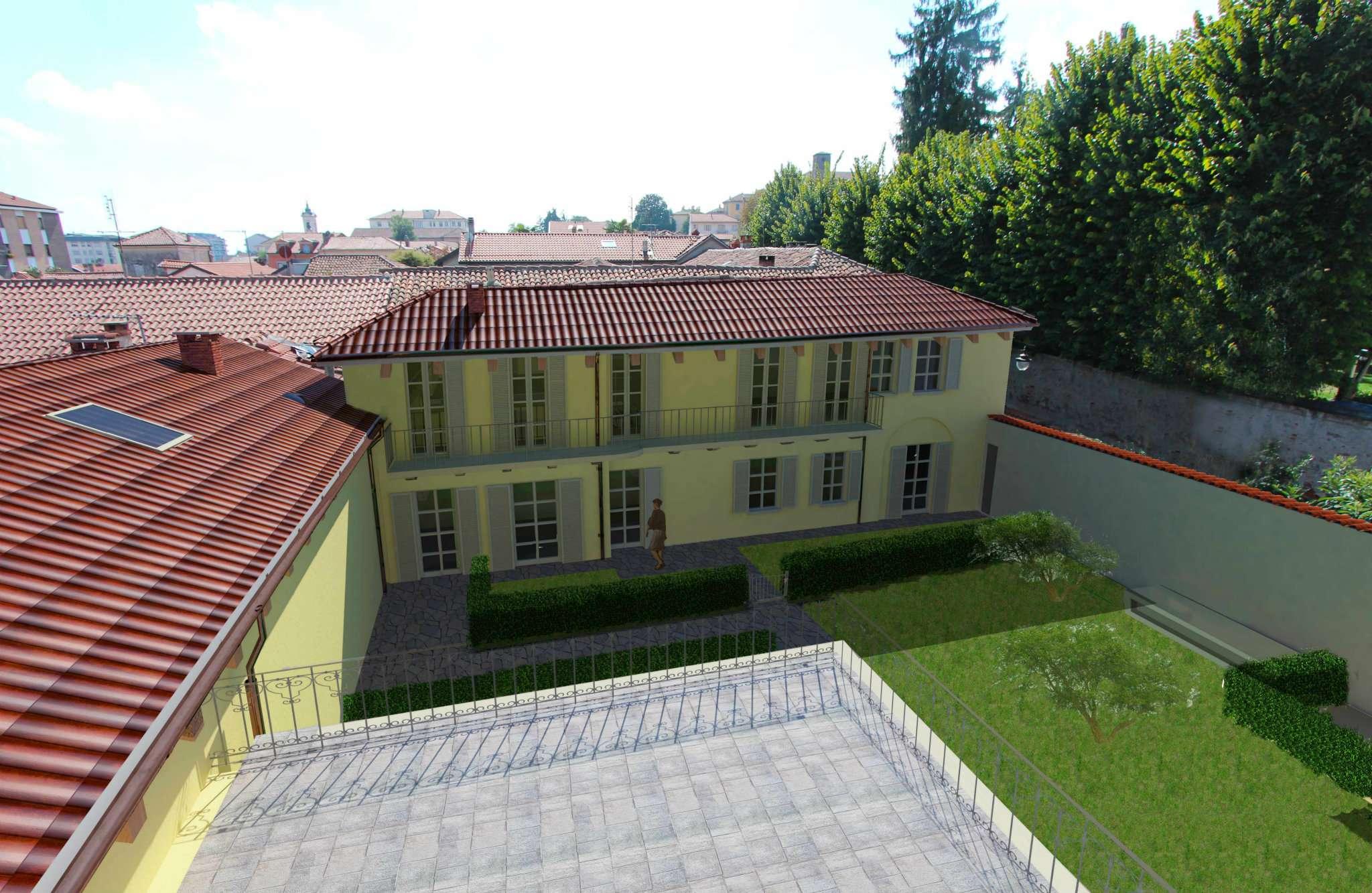 Villa in vendita via Fiorito Rivoli