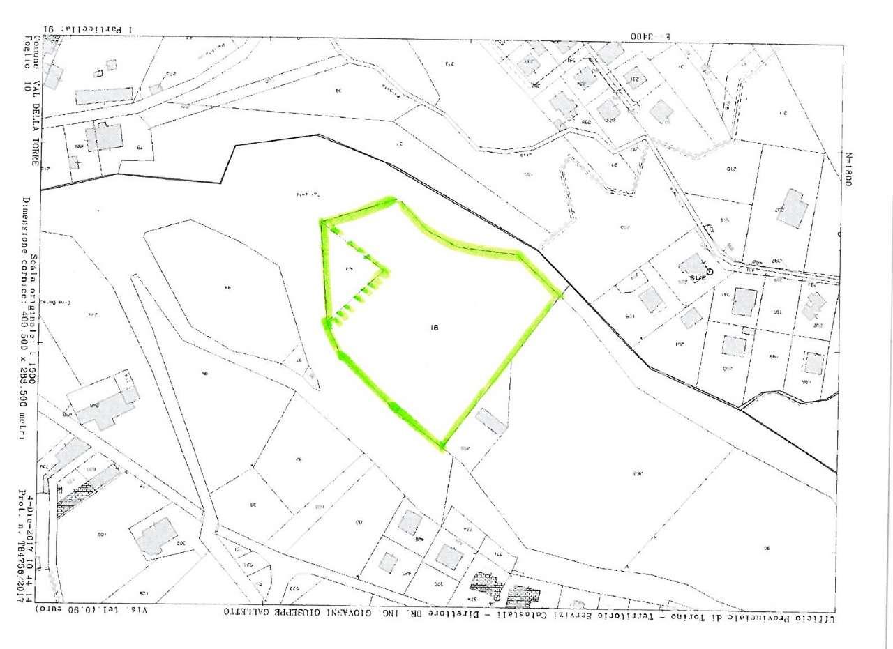 Terreno Agricolo in vendita a Val della Torre, 9999 locali, prezzo € 17.000   PortaleAgenzieImmobiliari.it