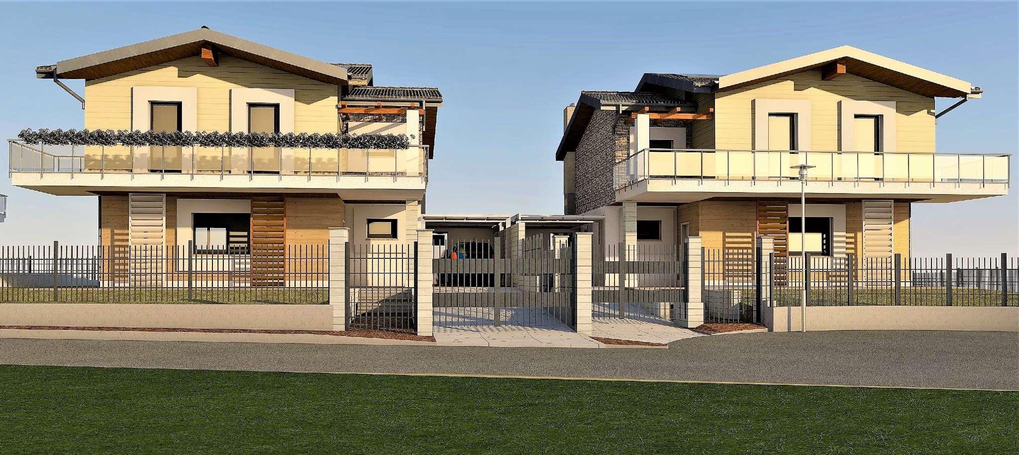 Villa in vendita via Alpi Graie Rivoli