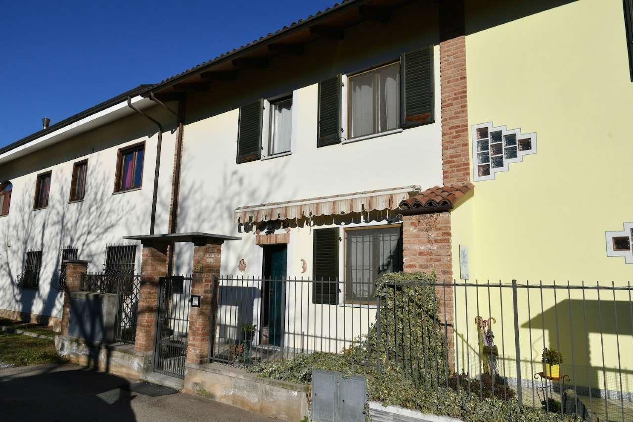 Villetta a Schiera in vendita via Piossasco Rivalta  15/5 Bruino