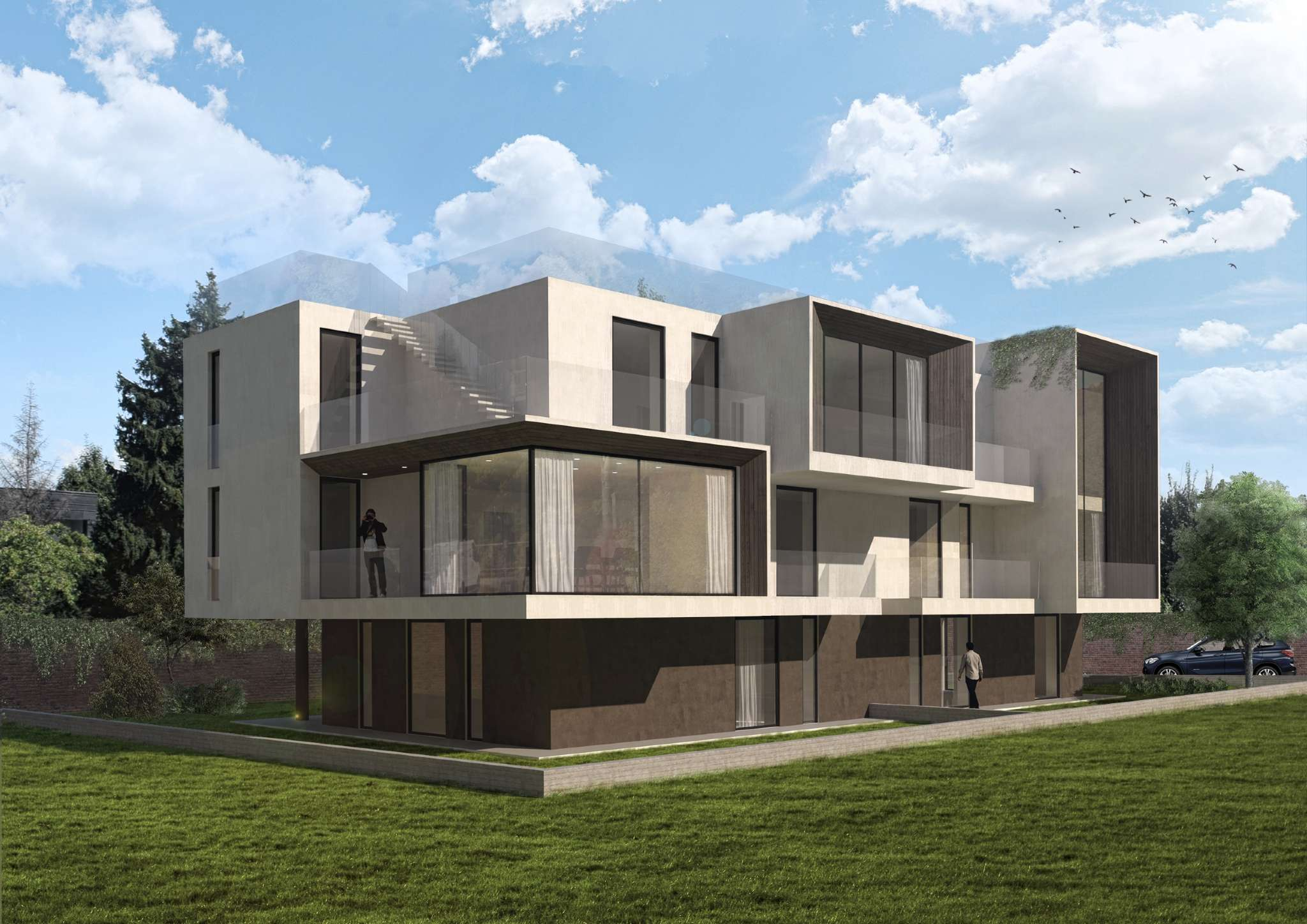Appartamento in vendita via Circonvallazione 79 Caselle Torinese