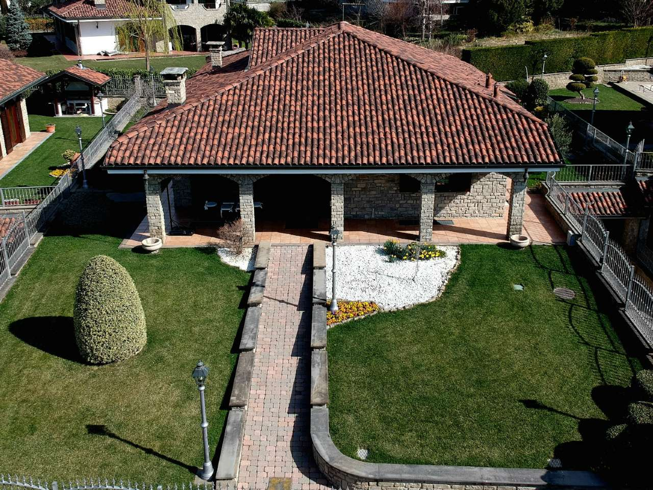 Villa in vendita strada Bastone 10/3 Rivoli