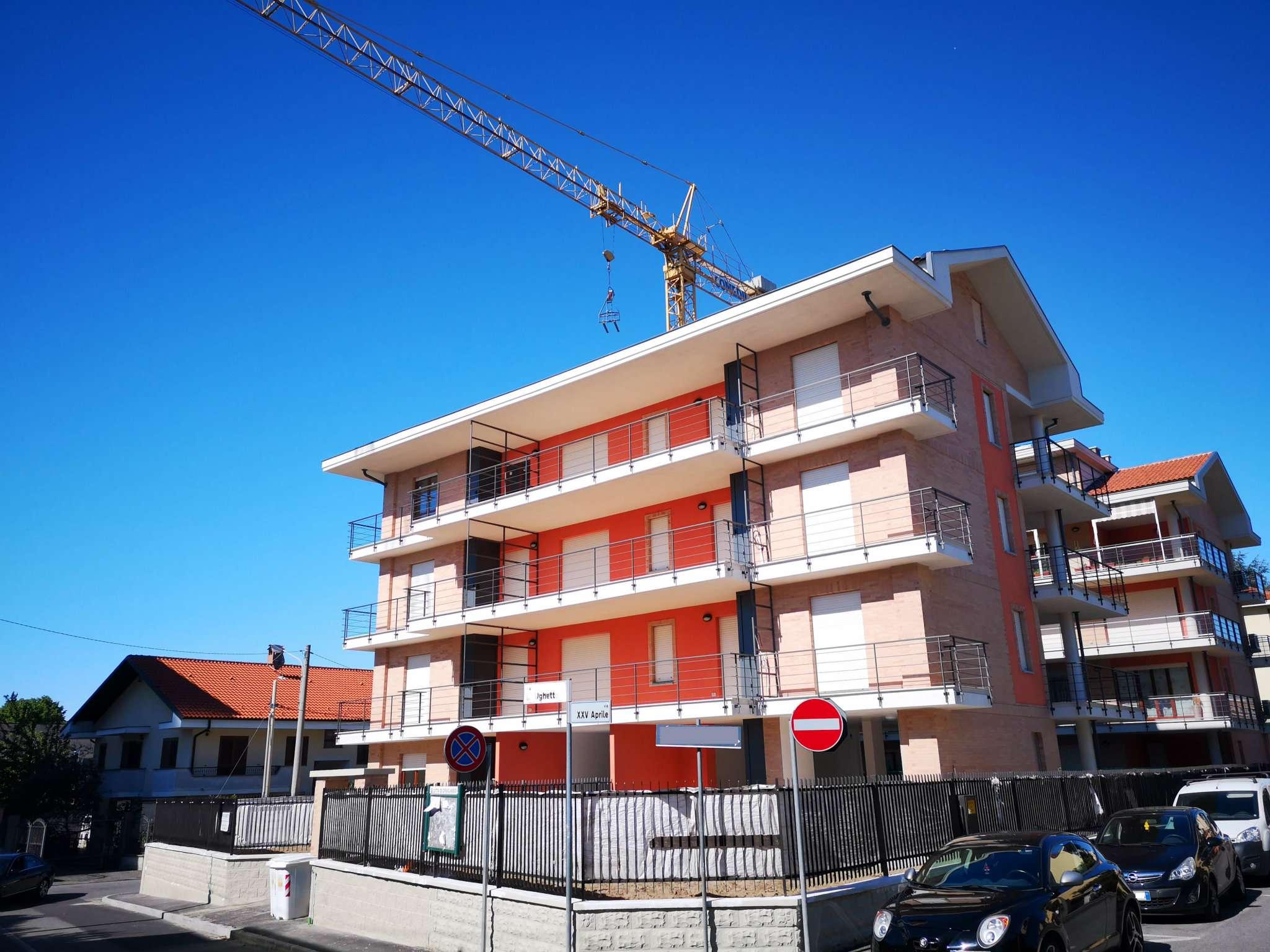Appartamento in vendita via Ughetto Grugliasco
