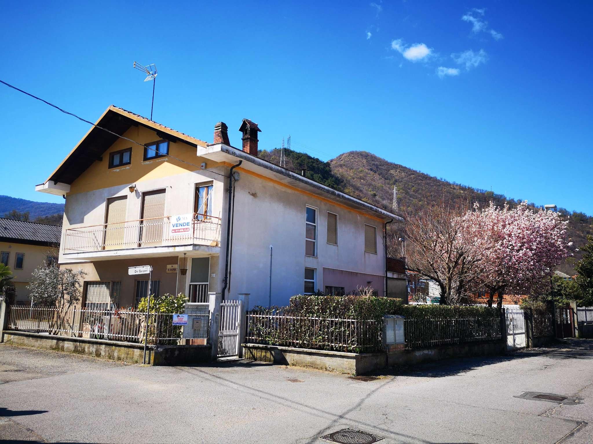 Soluzione Indipendente in vendita a Bruino, 7 locali, prezzo € 178.000   PortaleAgenzieImmobiliari.it