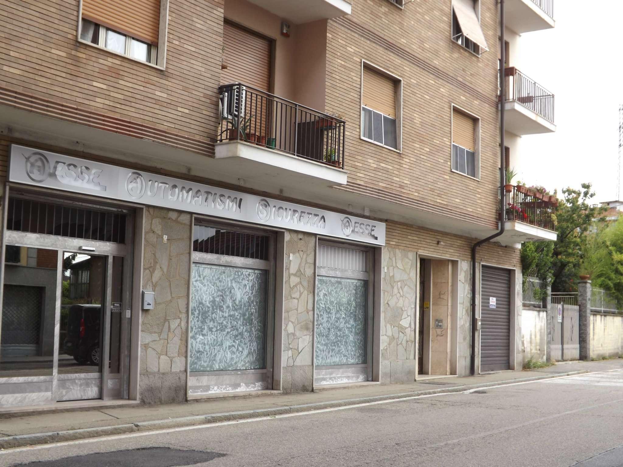 Negozio in vendita via Sestriere 11 Rivoli