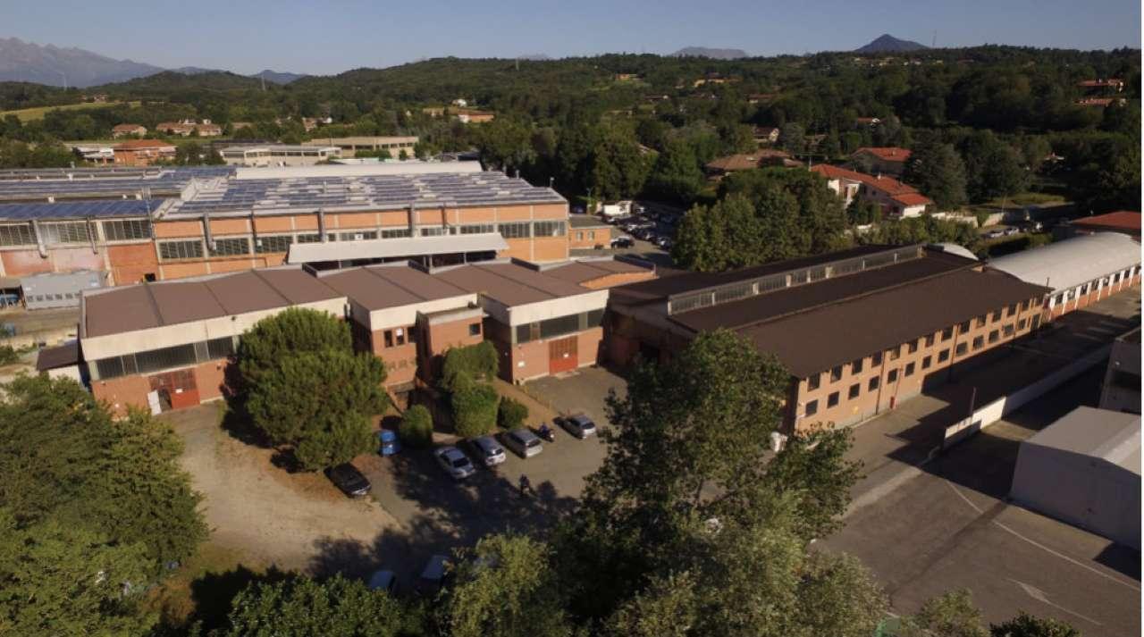 Capannone in vendita a Villarbasse, 10 locali, prezzo € 370.000 | PortaleAgenzieImmobiliari.it