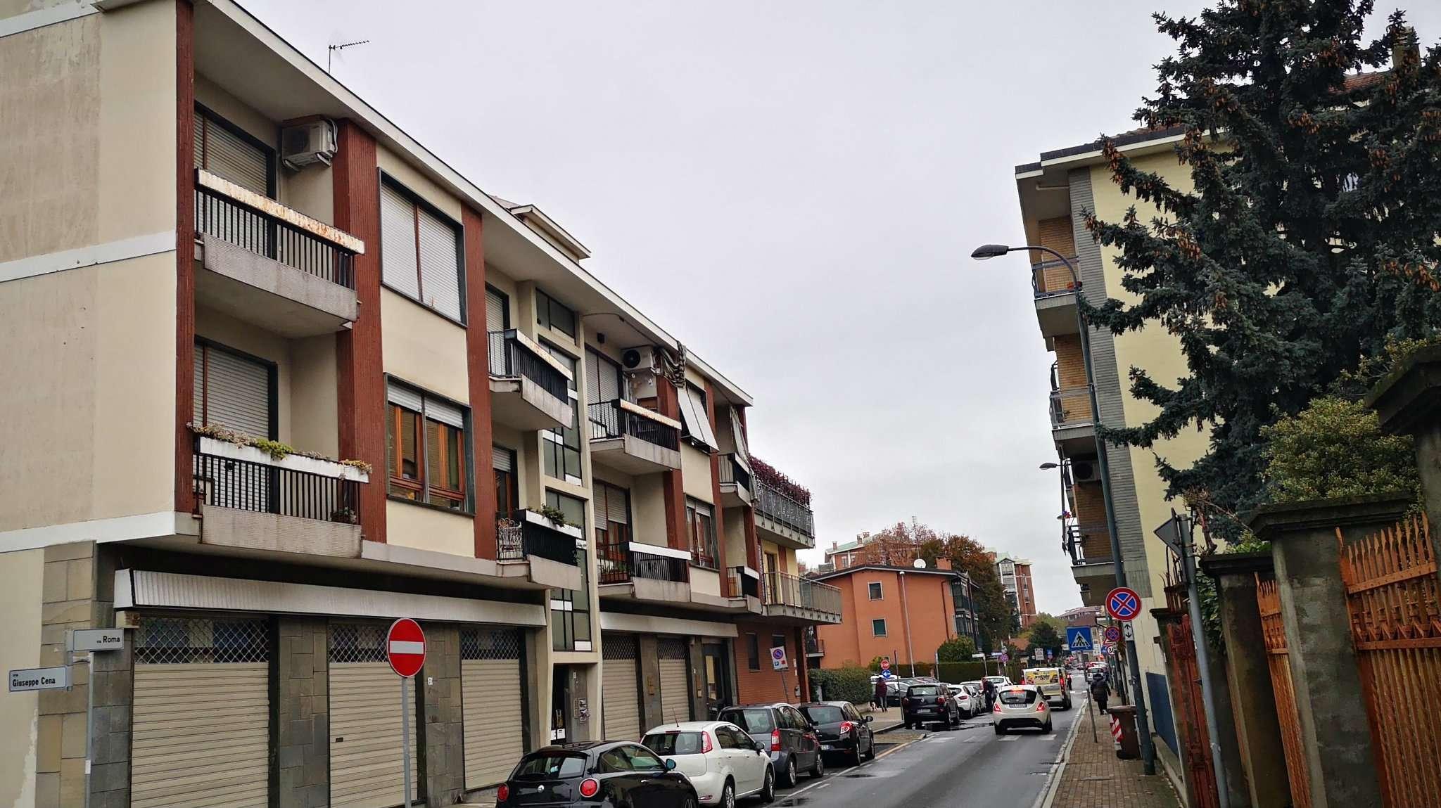Appartamento in vendita via Roma 33 Grugliasco