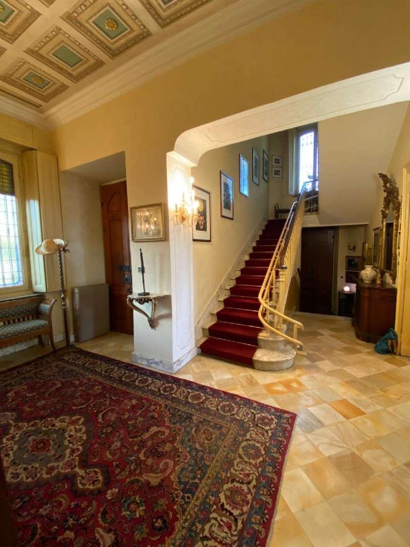 RIVOLI - Villa d'epoca con parco, foto 19