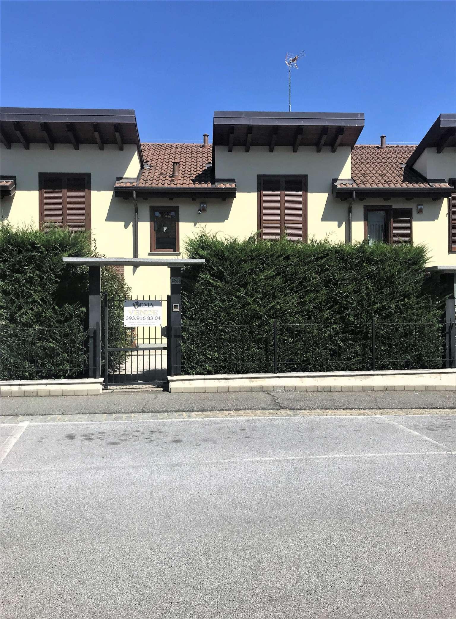 Villa a Schiera in vendita a Rosta, 5 locali, prezzo € 290.000 | PortaleAgenzieImmobiliari.it