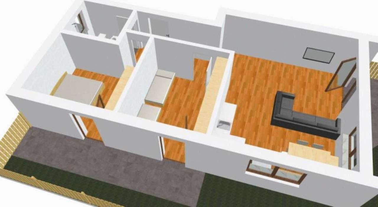Nuovo appartamento in posizione soleggiata
