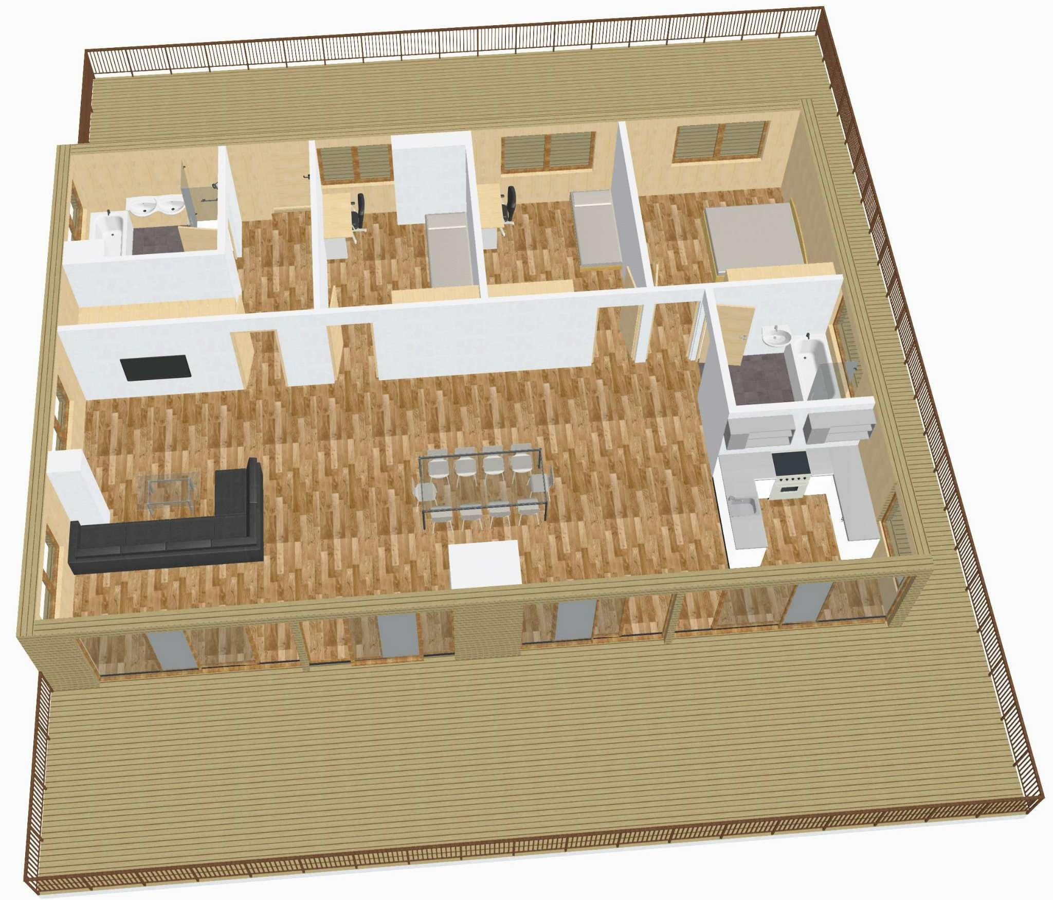 Appartamento in vendita Rif. 5088288