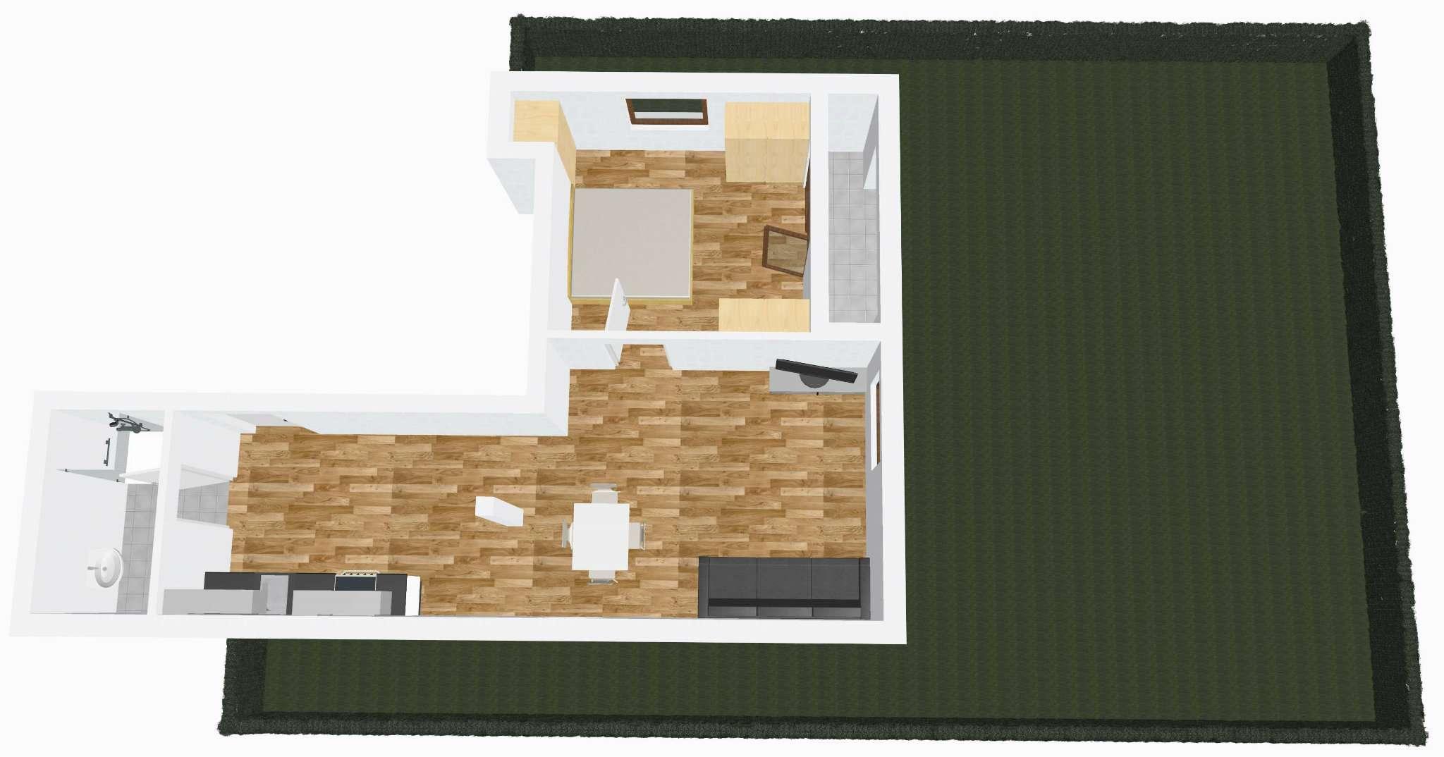 Appartamento ristrutturato in vendita Rif. 5852857