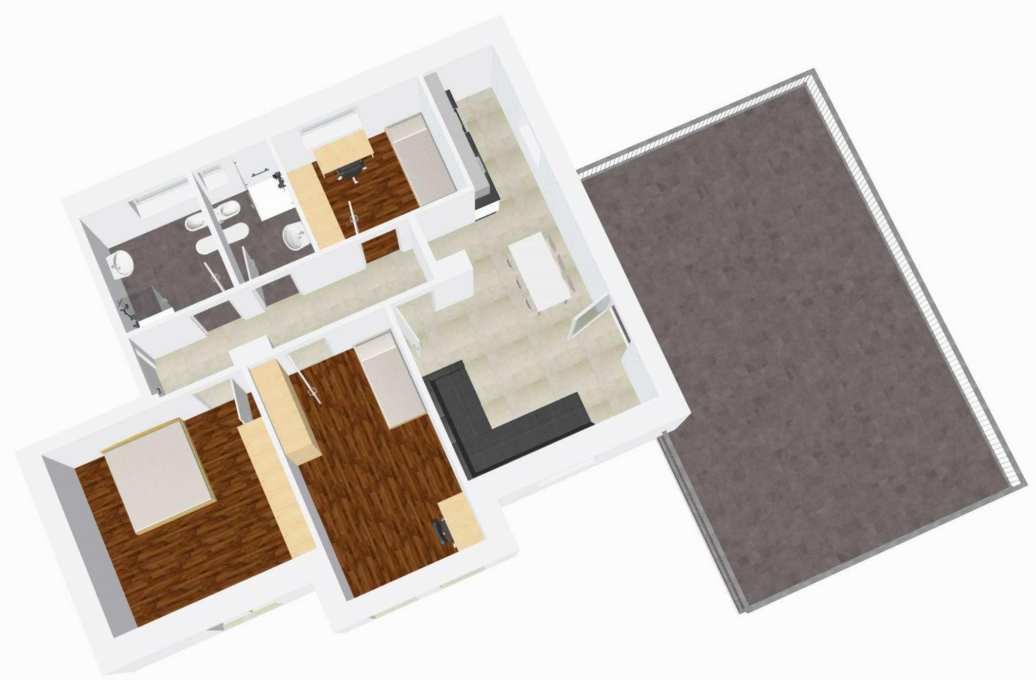 Appartamento in vendita Rif. 6108580