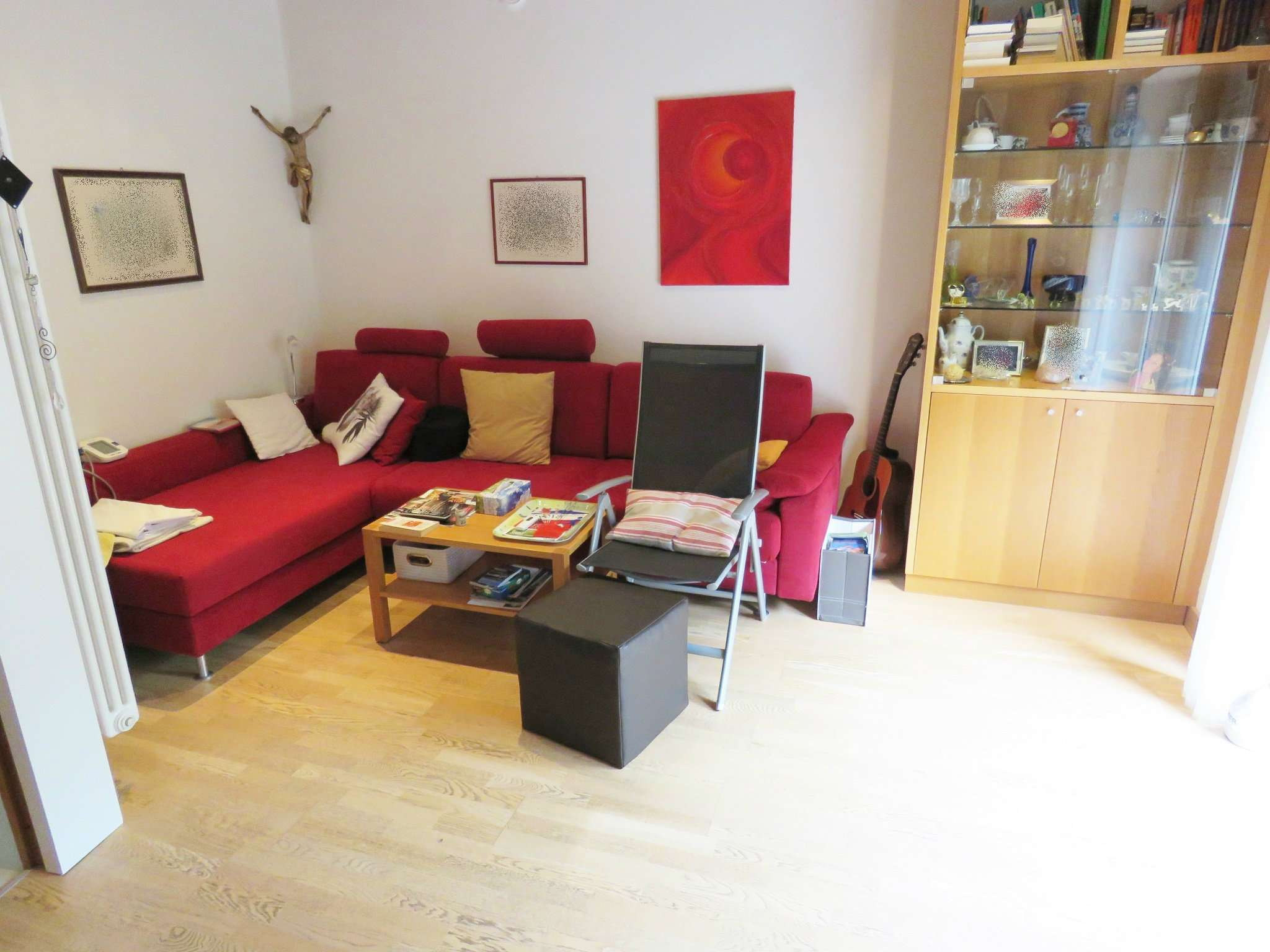 Appartamento in buone condizioni parzialmente arredato in vendita Rif. 7148693