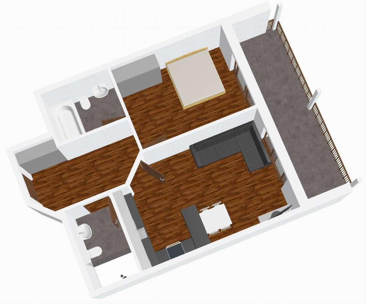 Appartamento in vendita Rif. 7269962