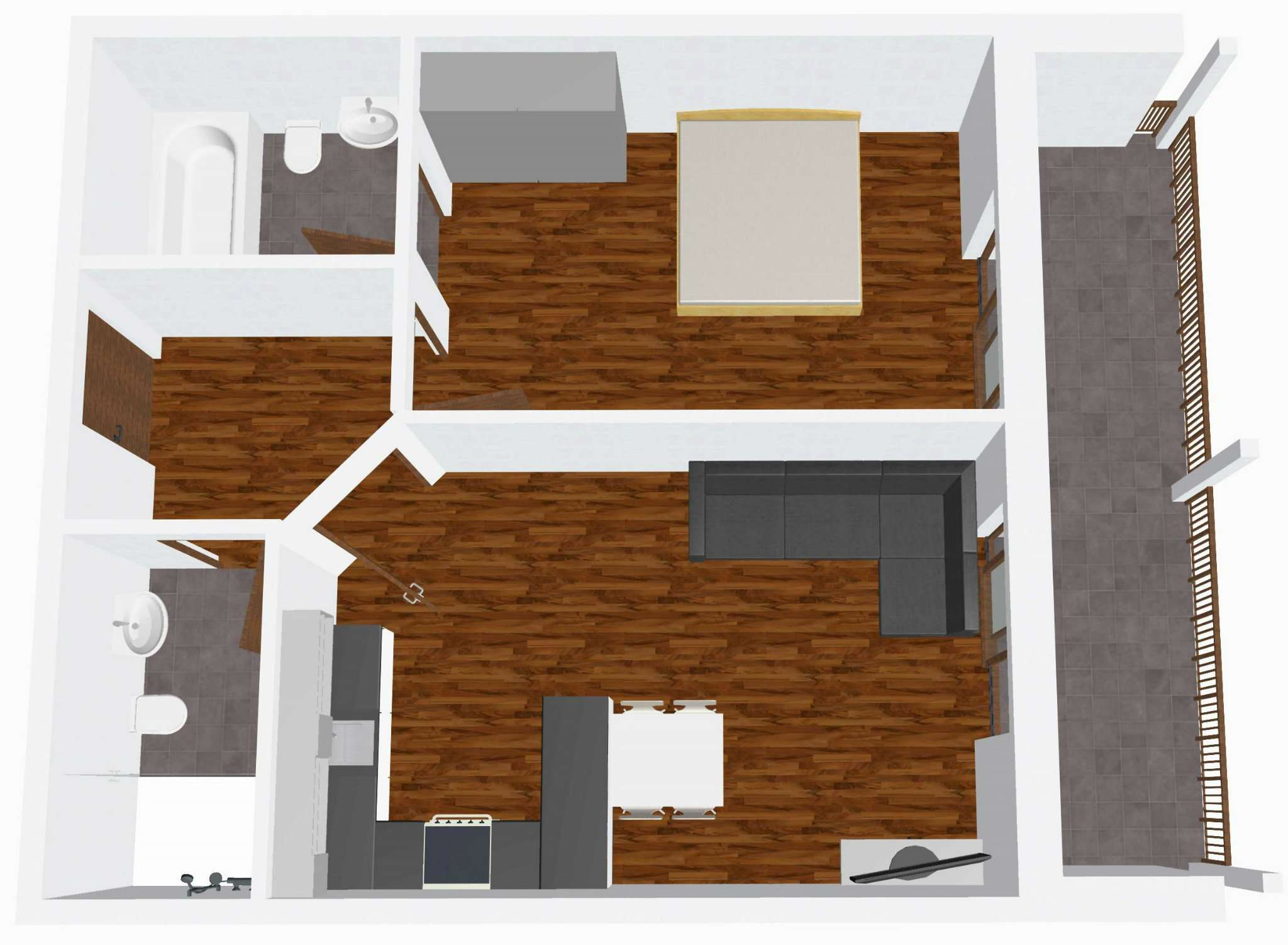 Appartamento in vendita Rif. 7269965