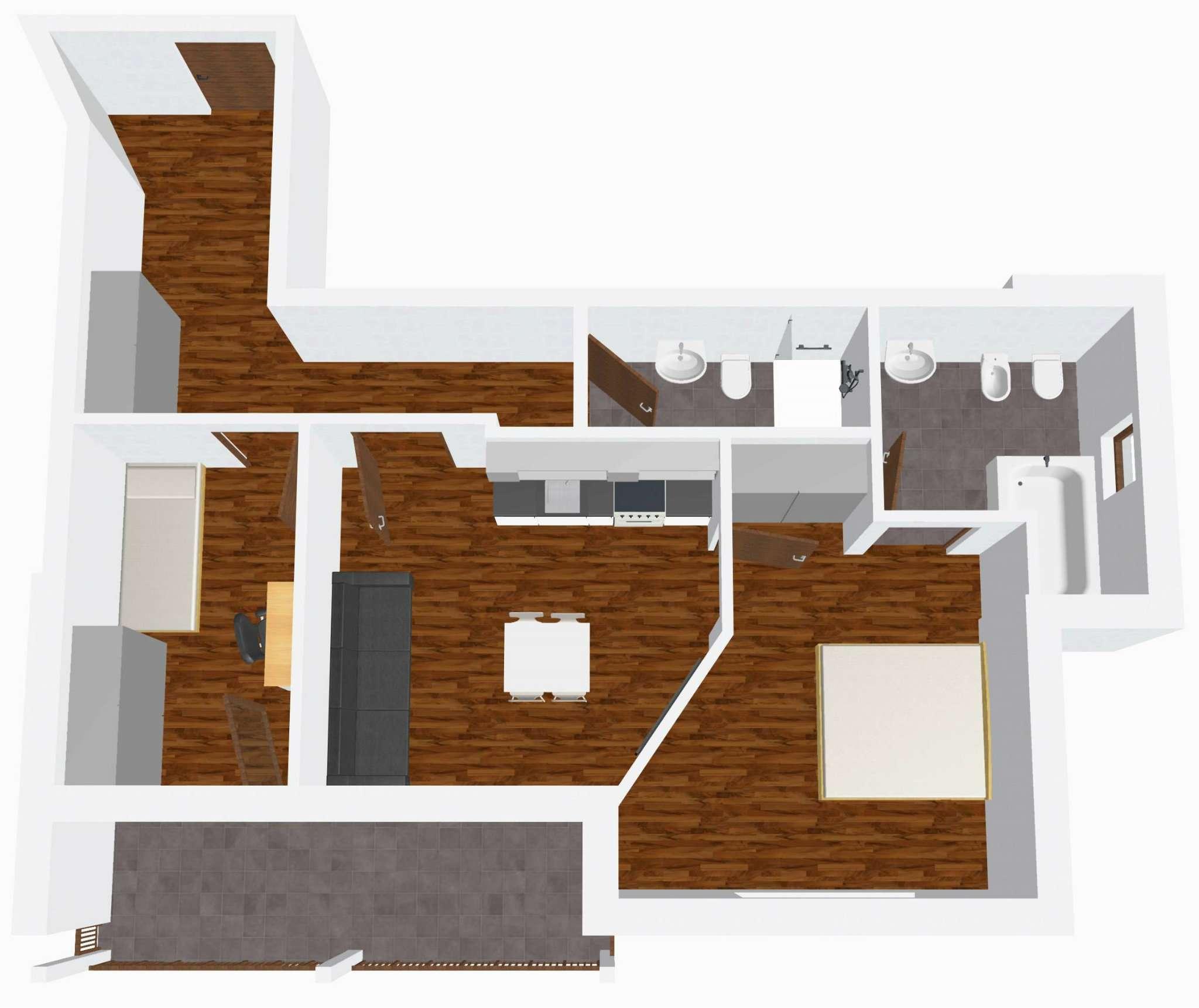 Appartamento in vendita Rif. 7269966