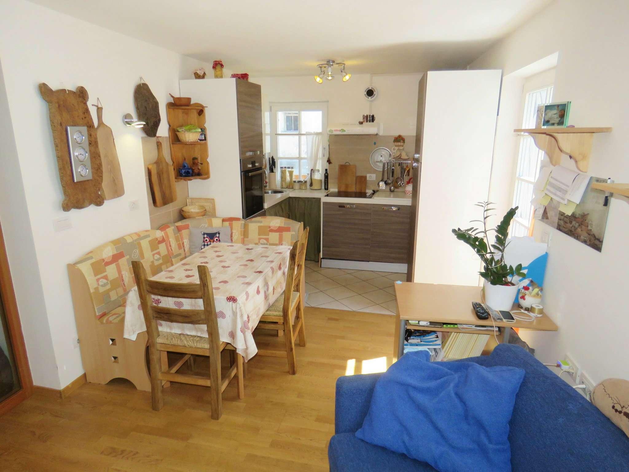 Appartamento in ottime condizioni parzialmente arredato in vendita Rif. 7484967