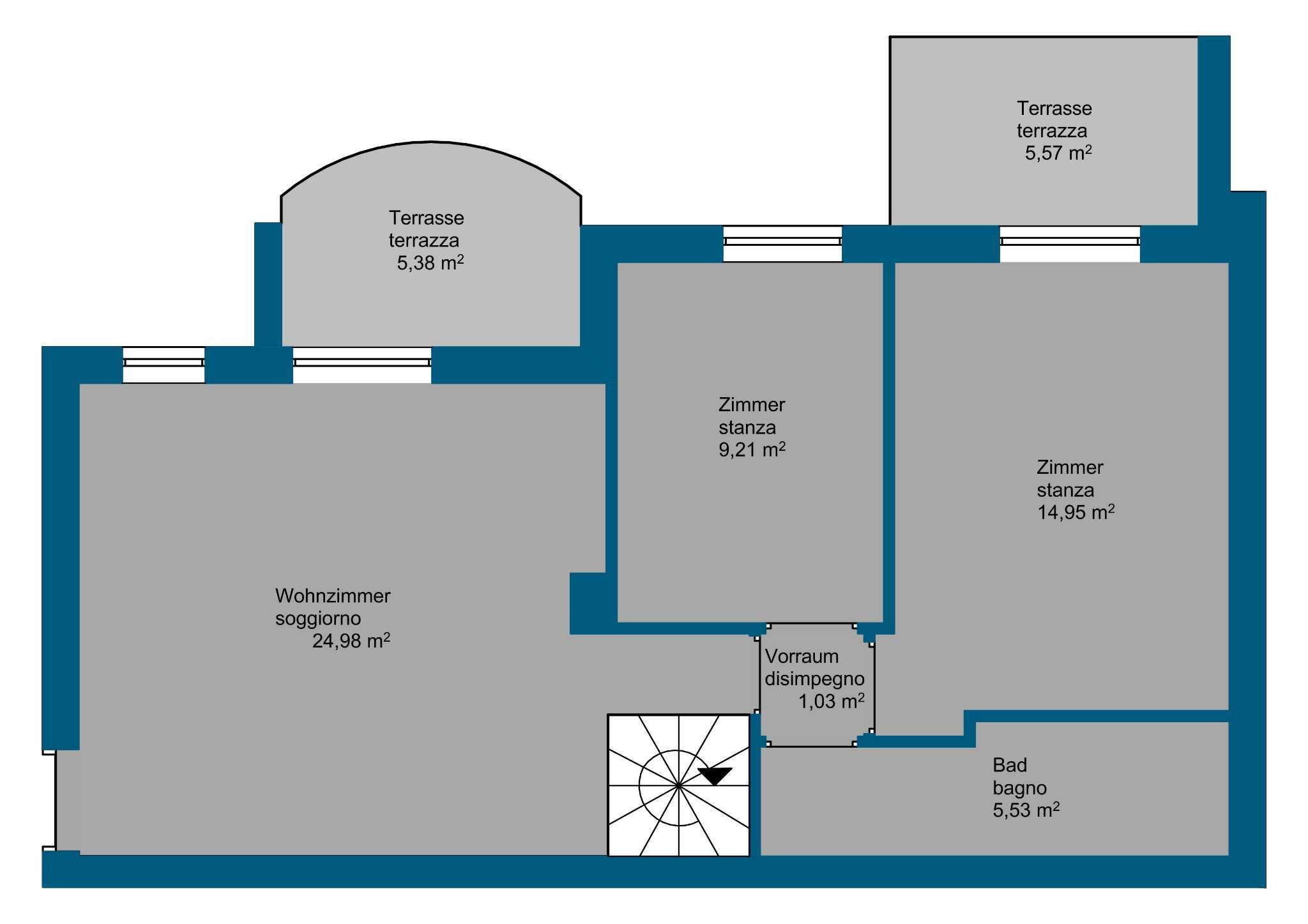 Appartamento in vendita Rif. 7933155