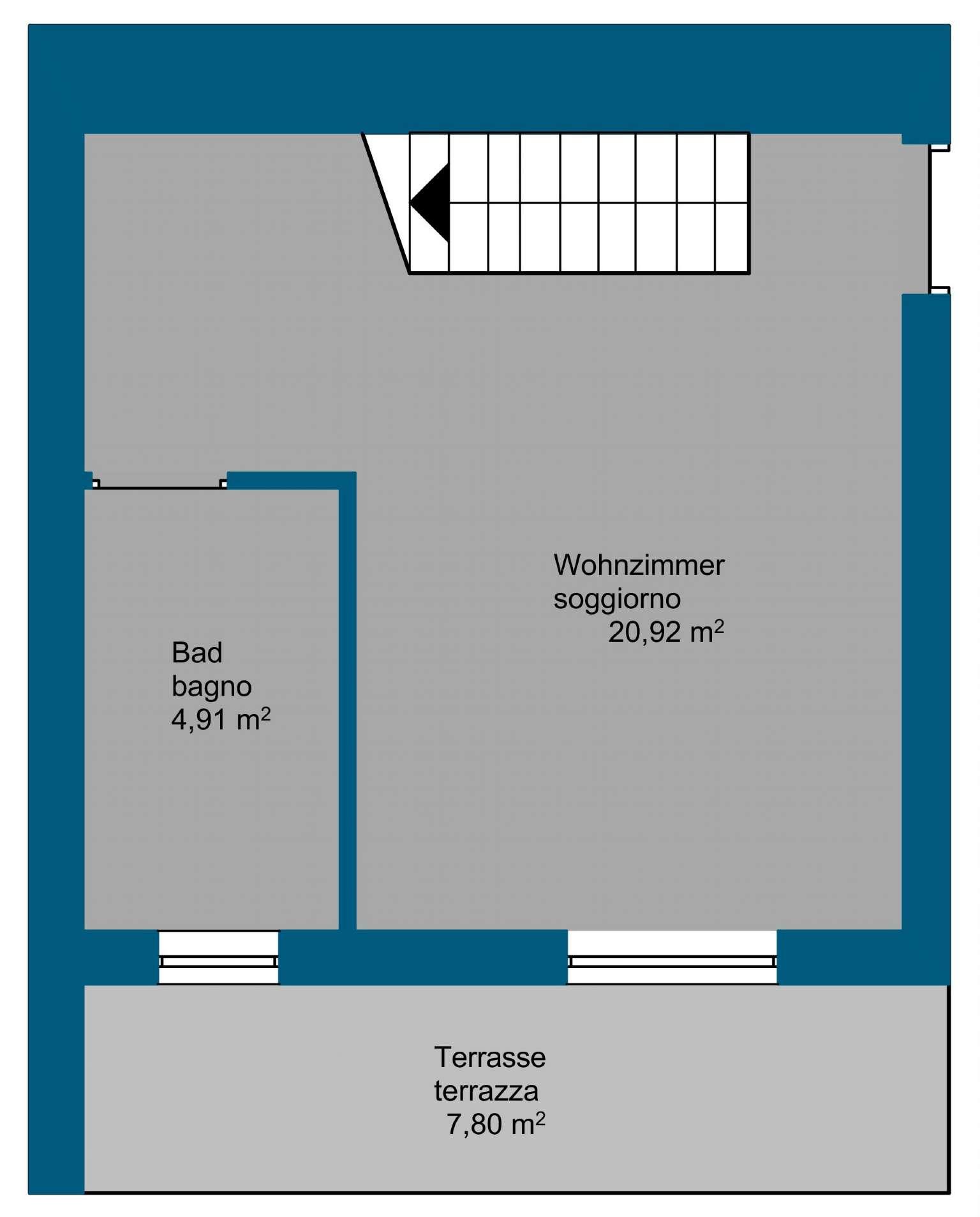 Appartamento in vendita Rif. 7933156