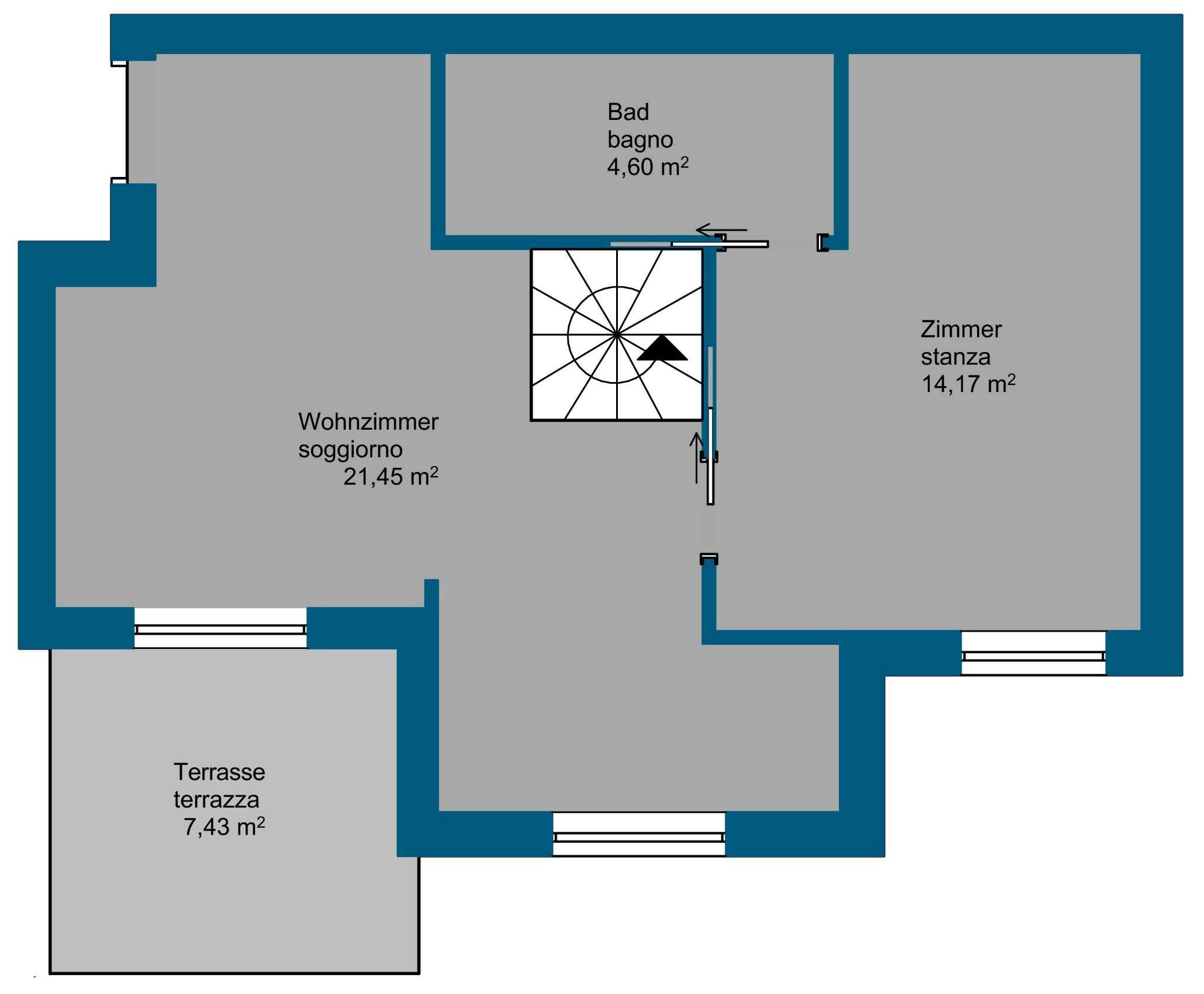 Appartamento in vendita Rif. 7933159