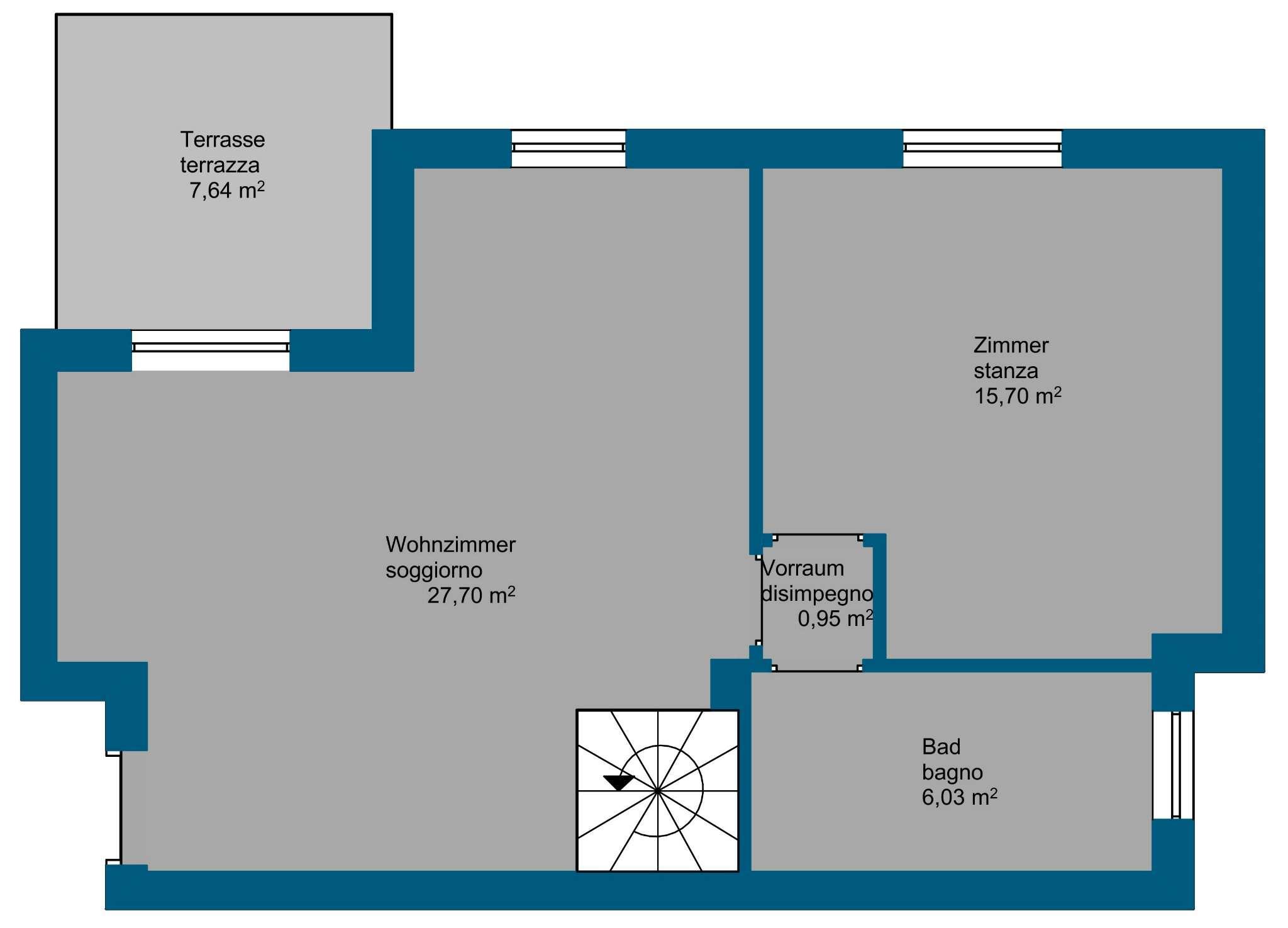 Appartamento in vendita Rif. 7933160