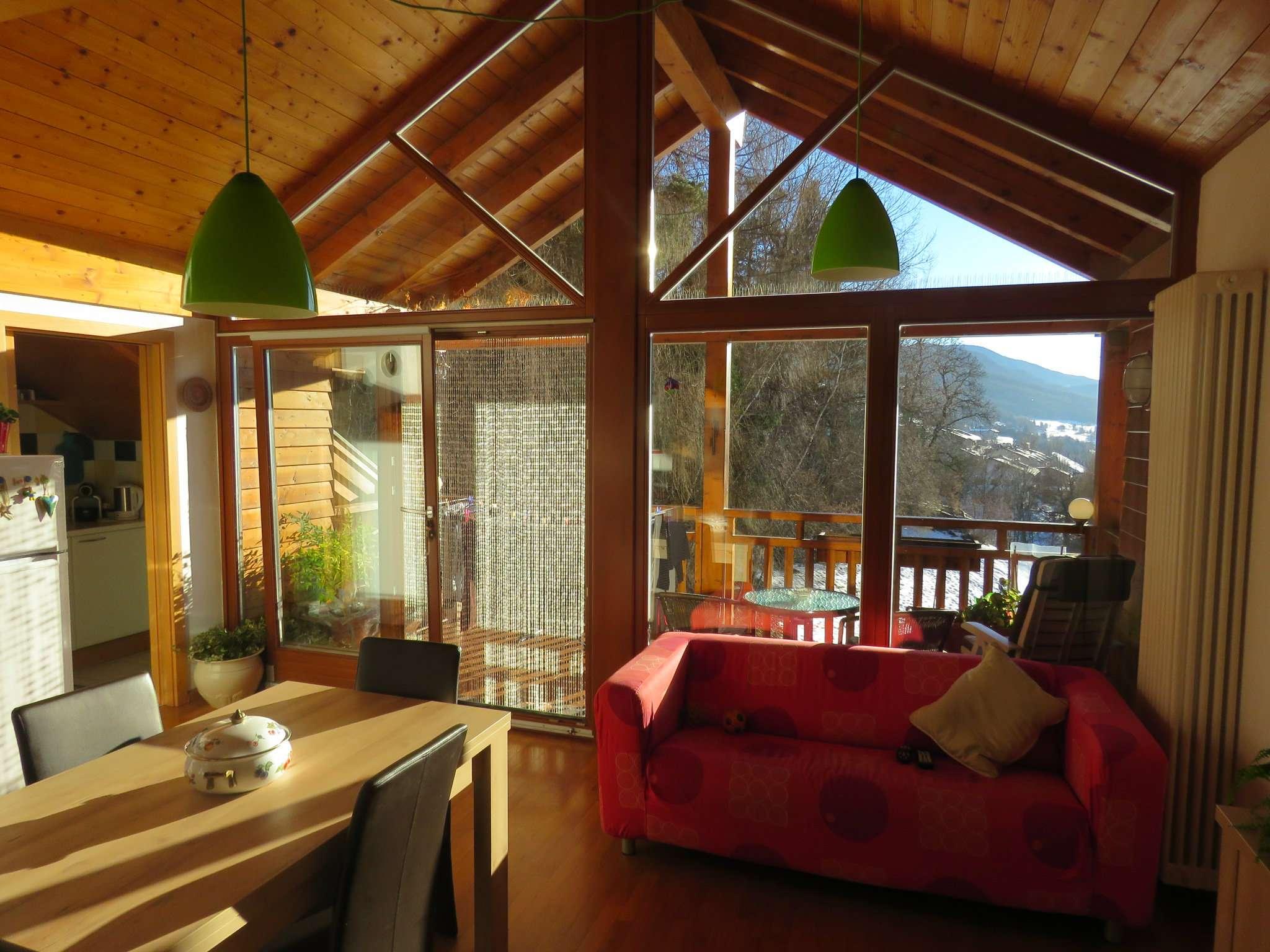 Appartamento in buone condizioni parzialmente arredato in vendita Rif. 7969297