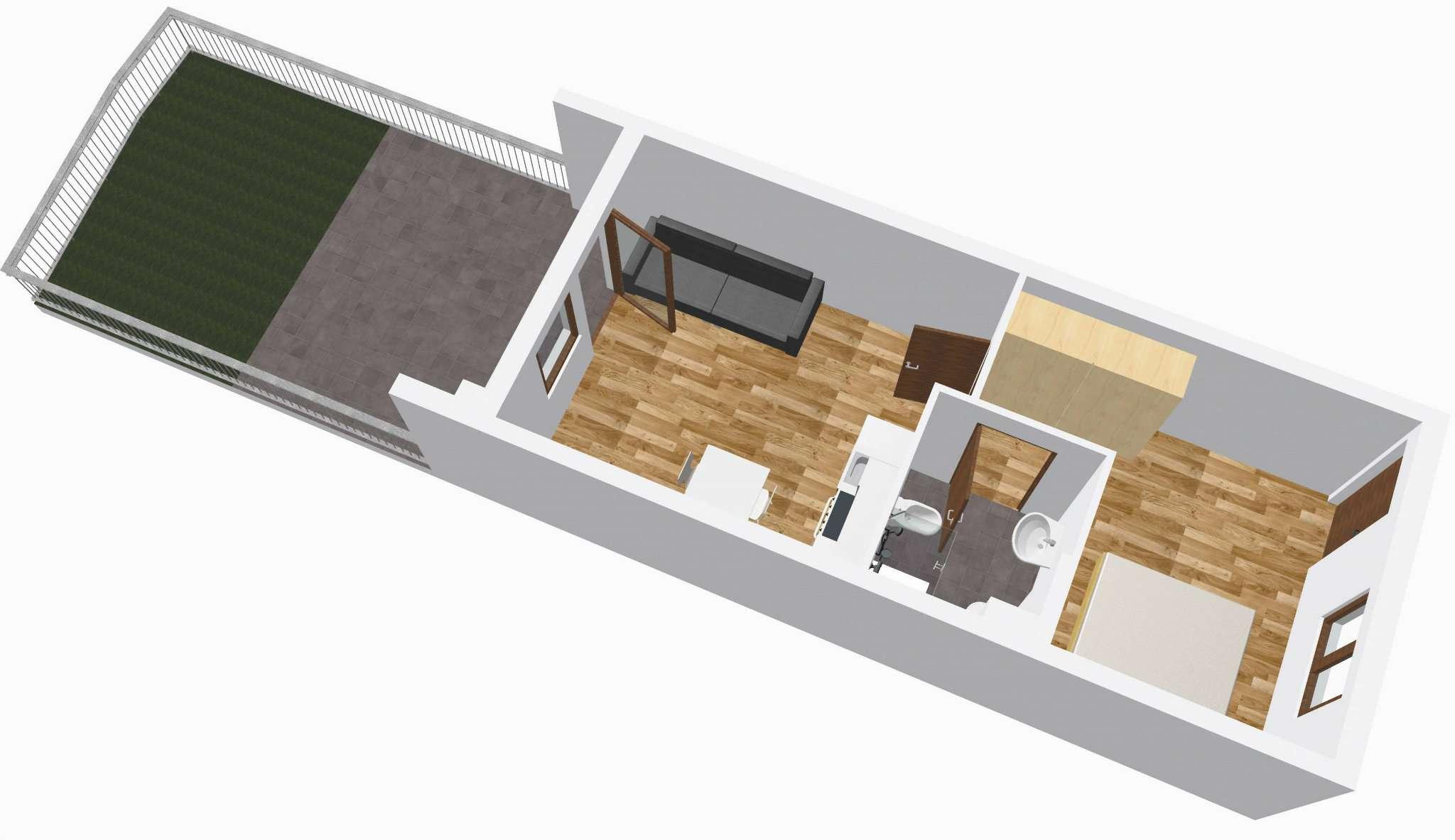 Appartamento in vendita a Brenzone, 2 locali, prezzo € 163.000 | PortaleAgenzieImmobiliari.it