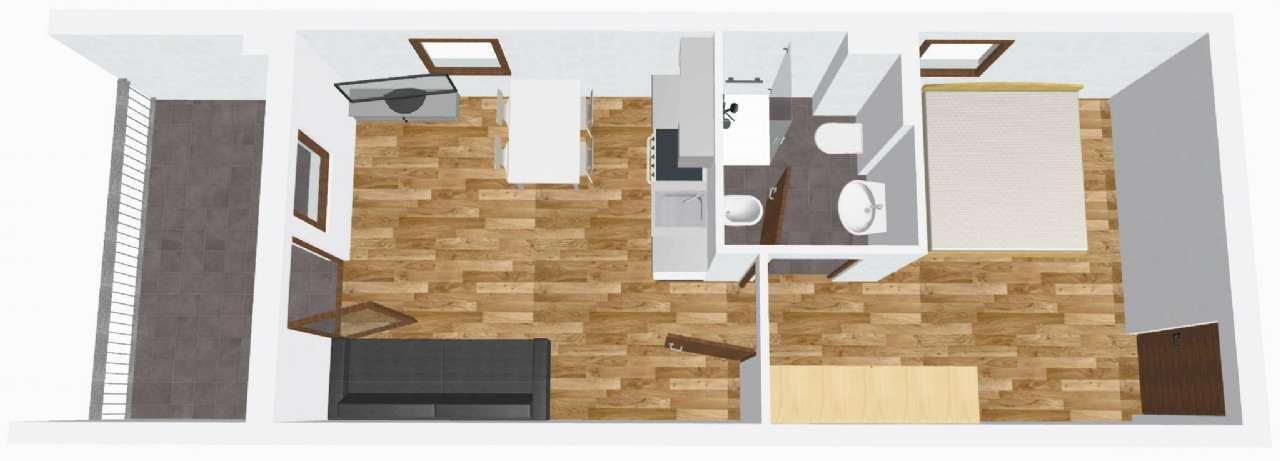 Appartamento in vendita Rif. 9015427