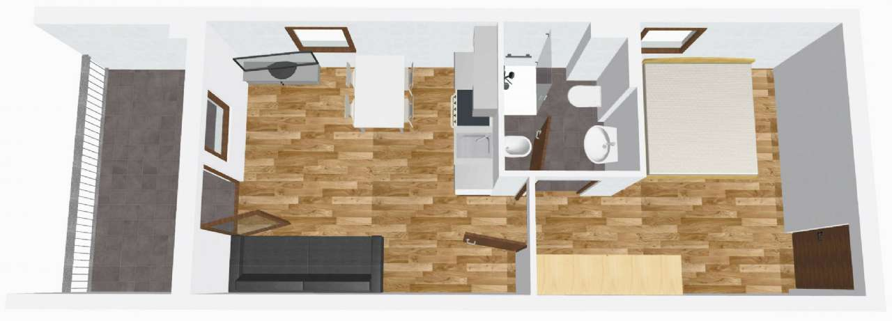 Appartamento in vendita Rif. 9015428