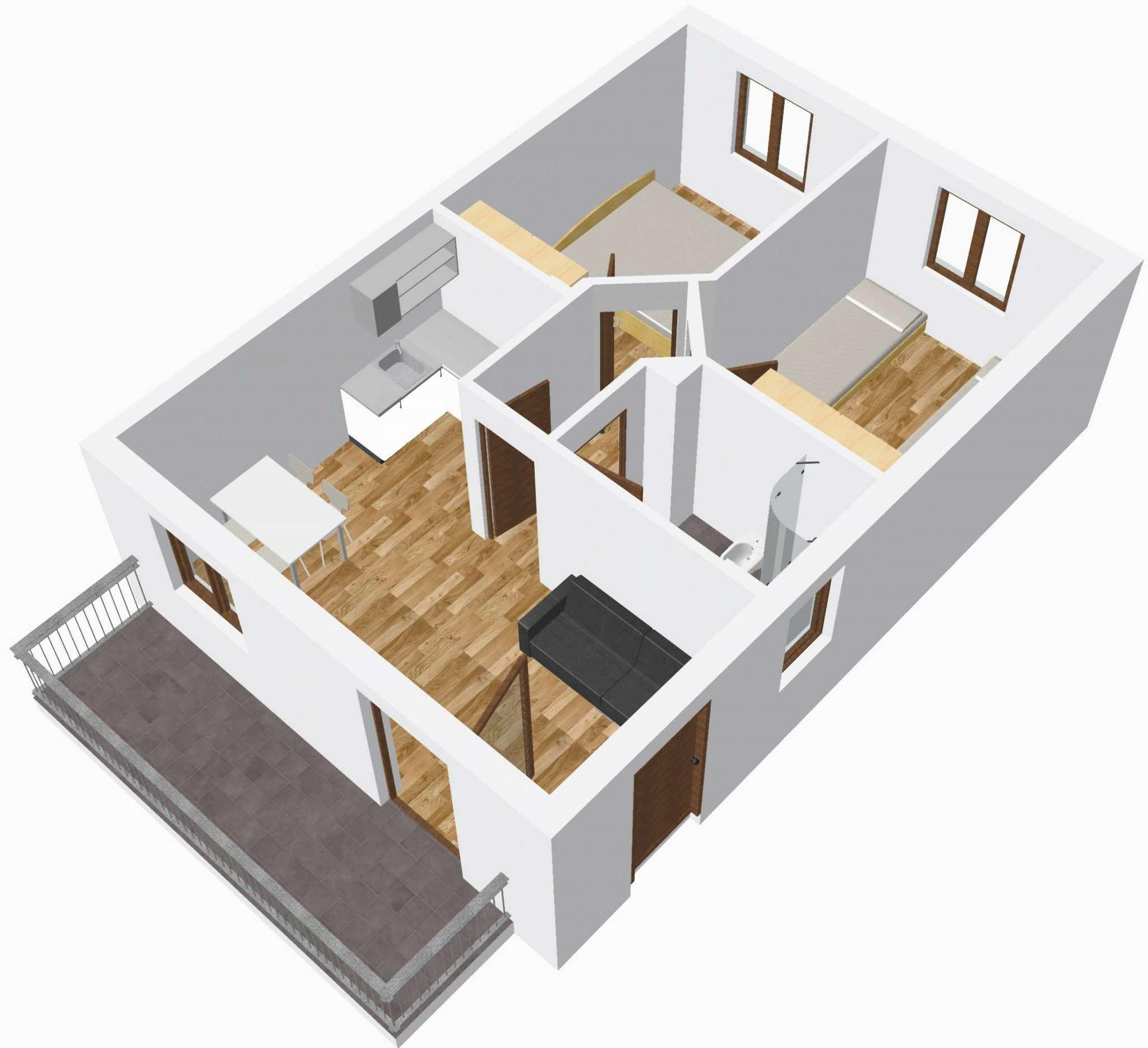 Appartamento in vendita Rif. 9015429